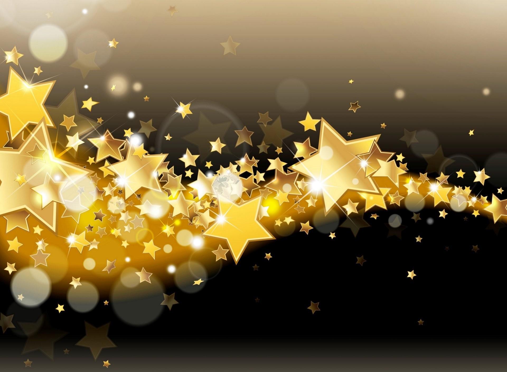 golden stars sparkle glitter glow background background star gold shine  lights
