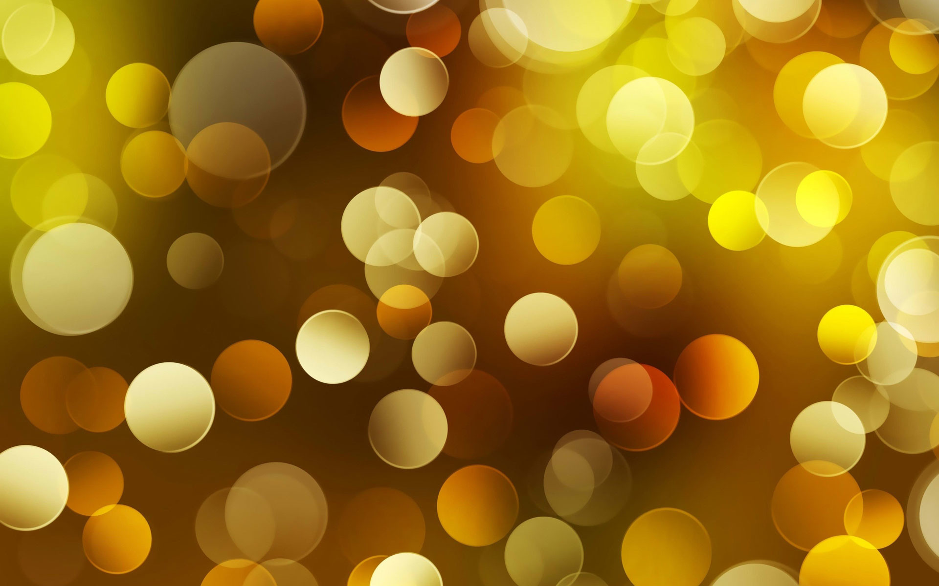 Footage Background Gold Bokeh and Lights YouTube 1920×1200