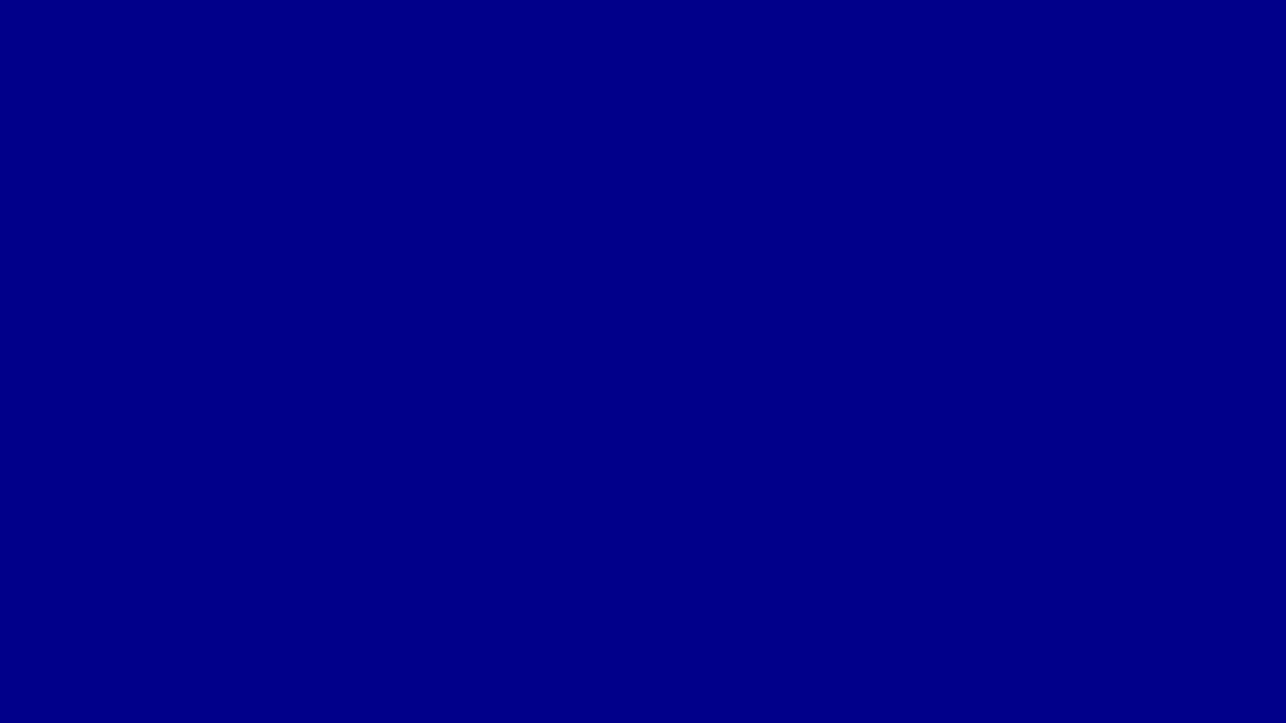 Dark Blue Solid Color Background