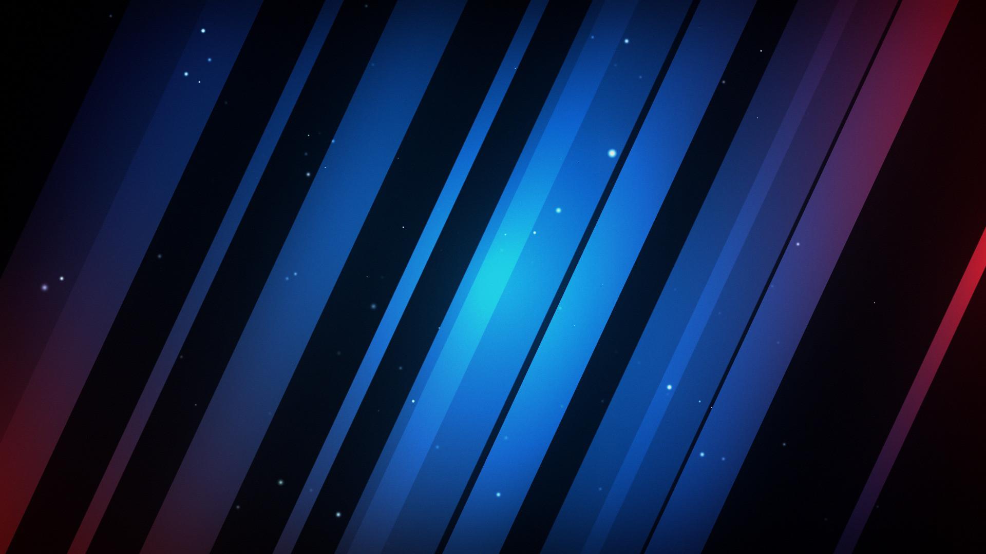 Dark blue stripes