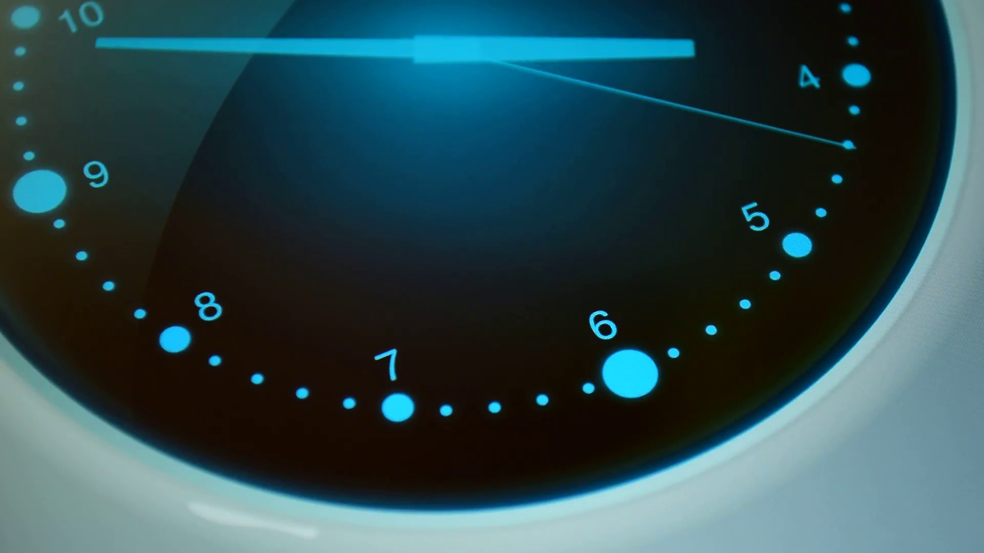 Time background. Dark blue background with digital clock Motion Background  – VideoBlocks