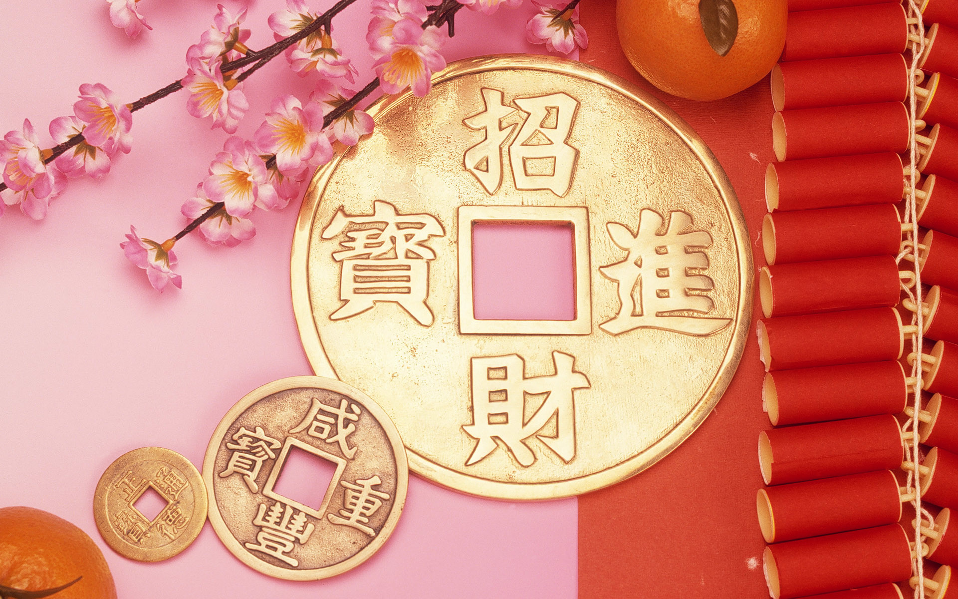 New Year Chinese Wallpaper