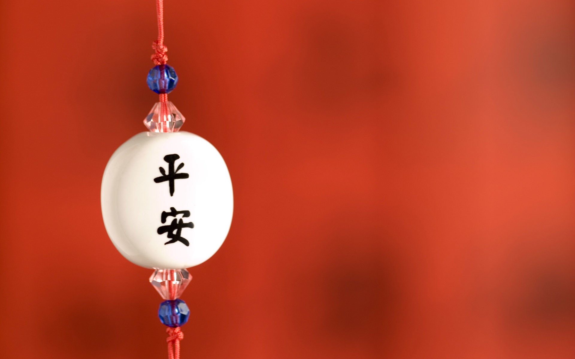 Hanging Lamp Chinese new year Image