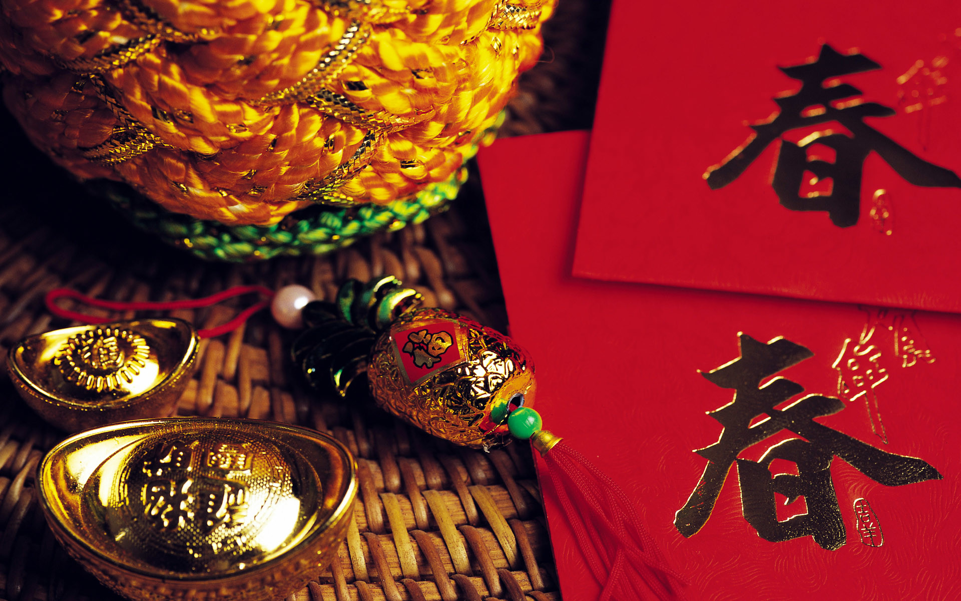 Download Chinese New Year HD Wallpaper