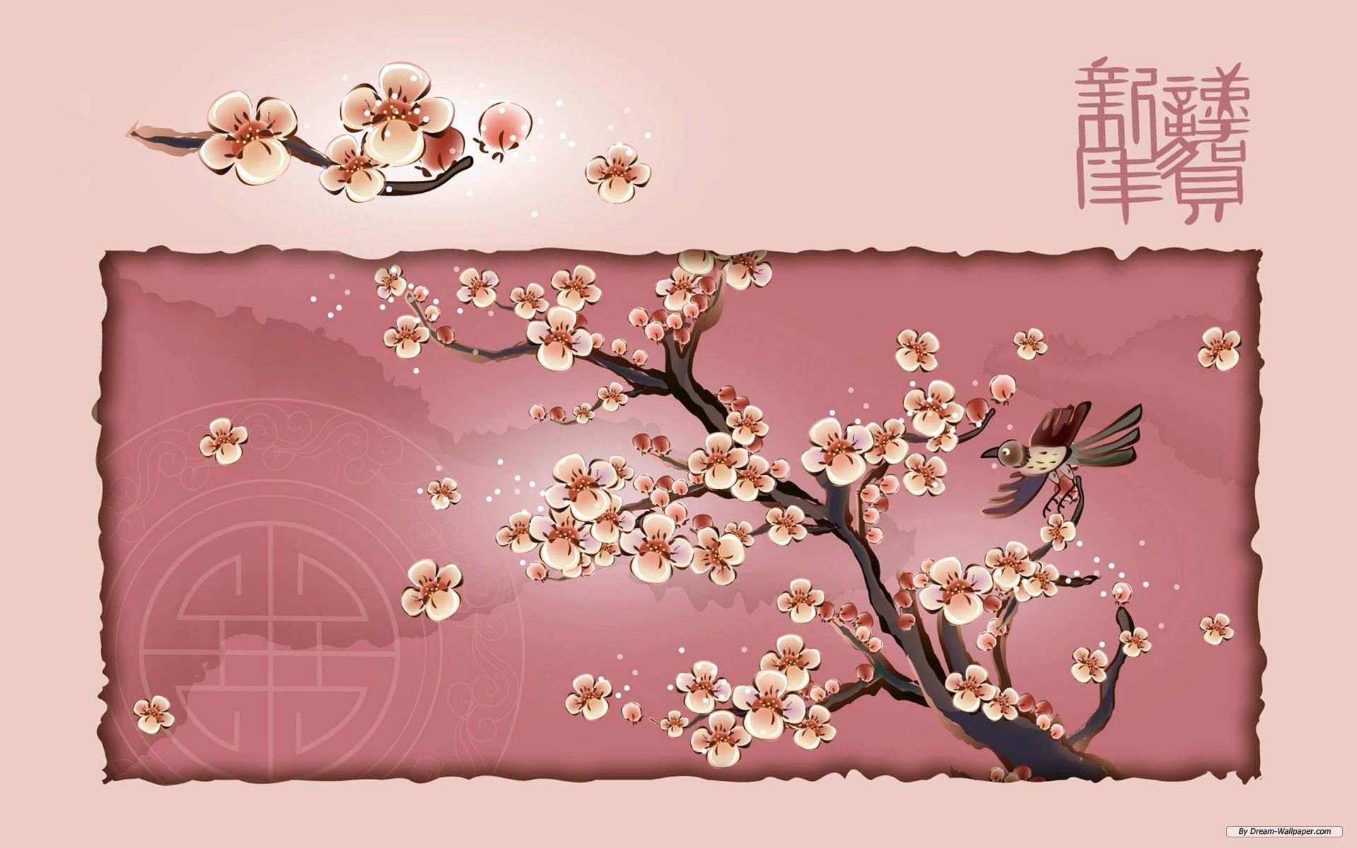 Free Holiday wallpaper – Chinese New Year wallpaper – wallpaper –  Index 6.
