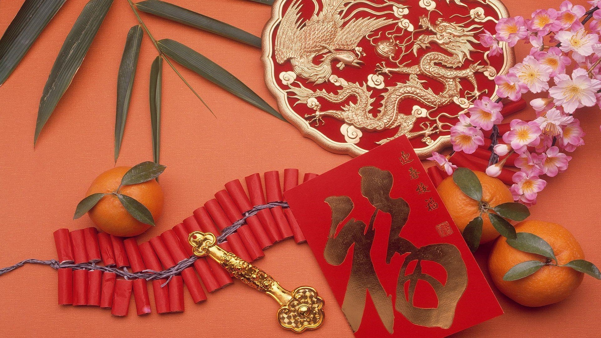 Chinese New Year High Definition Wallpaper