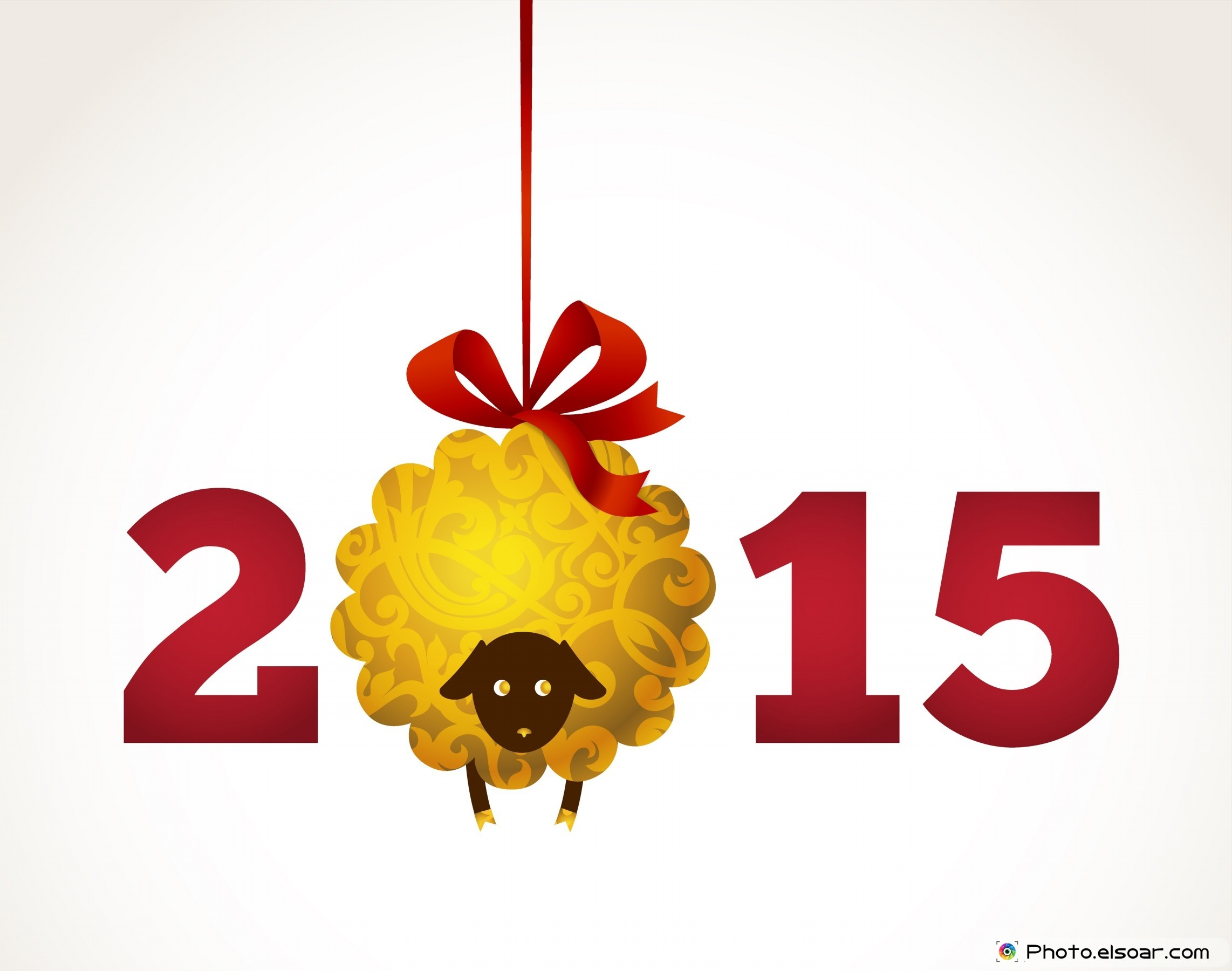 Chinese New Year 2015 Traditional Holiday