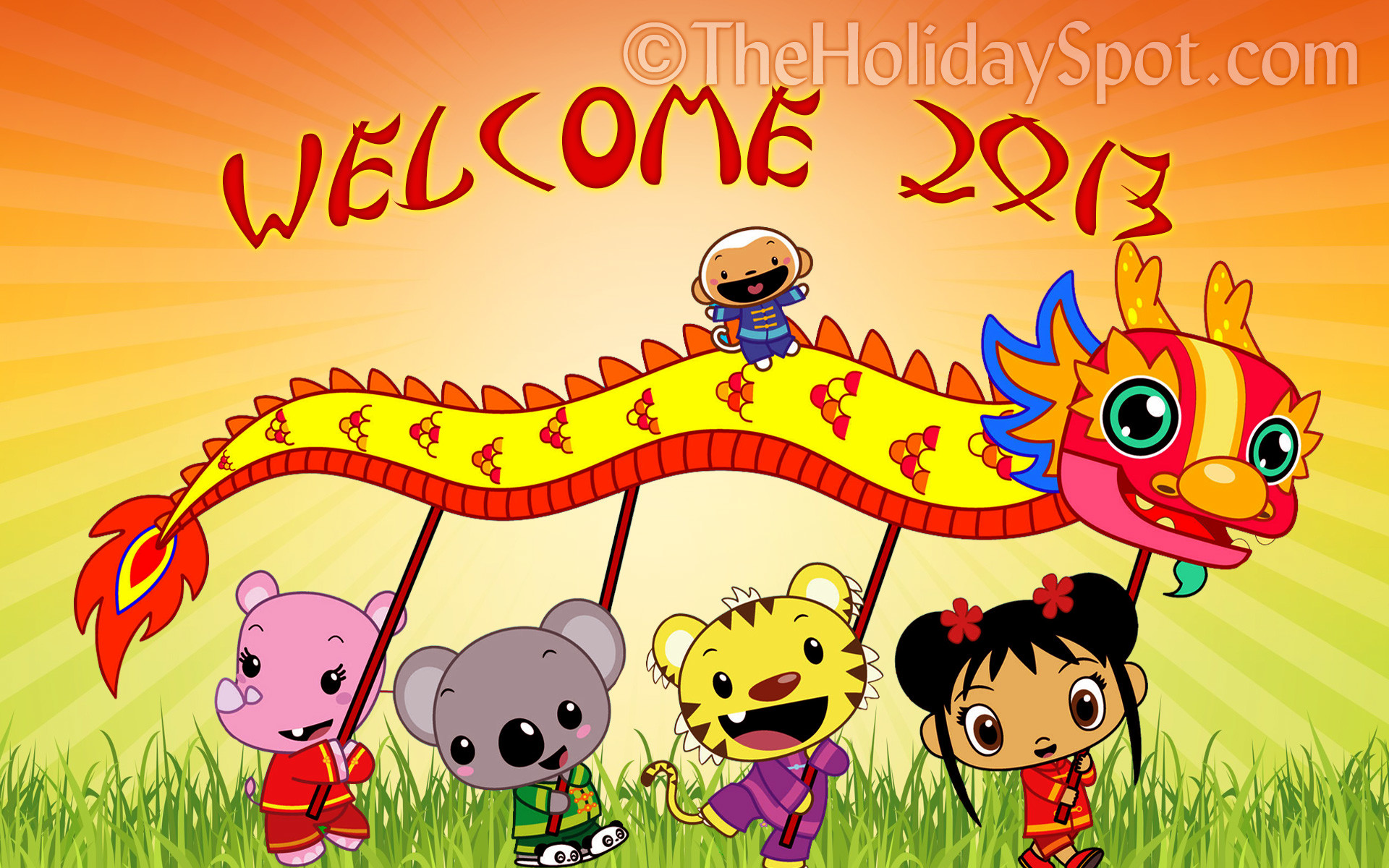 fantastic pictures of chinese new year