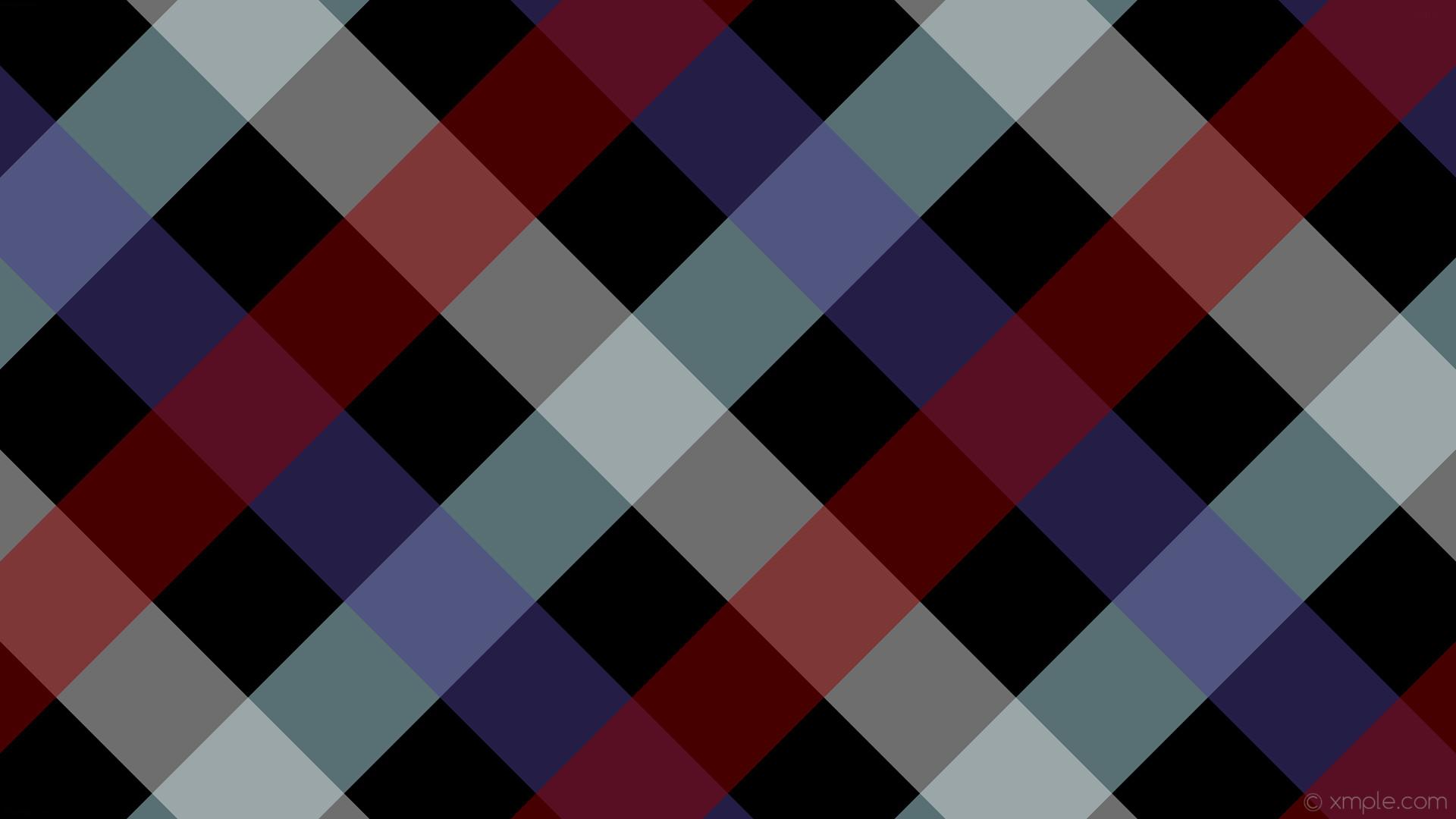 wallpaper red purple gingham striped blue penta black grey powder blue  gainsboro dark slate blue dark