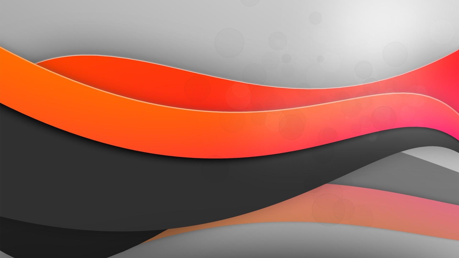 Orange Black Wallpaper Group 1920×1080