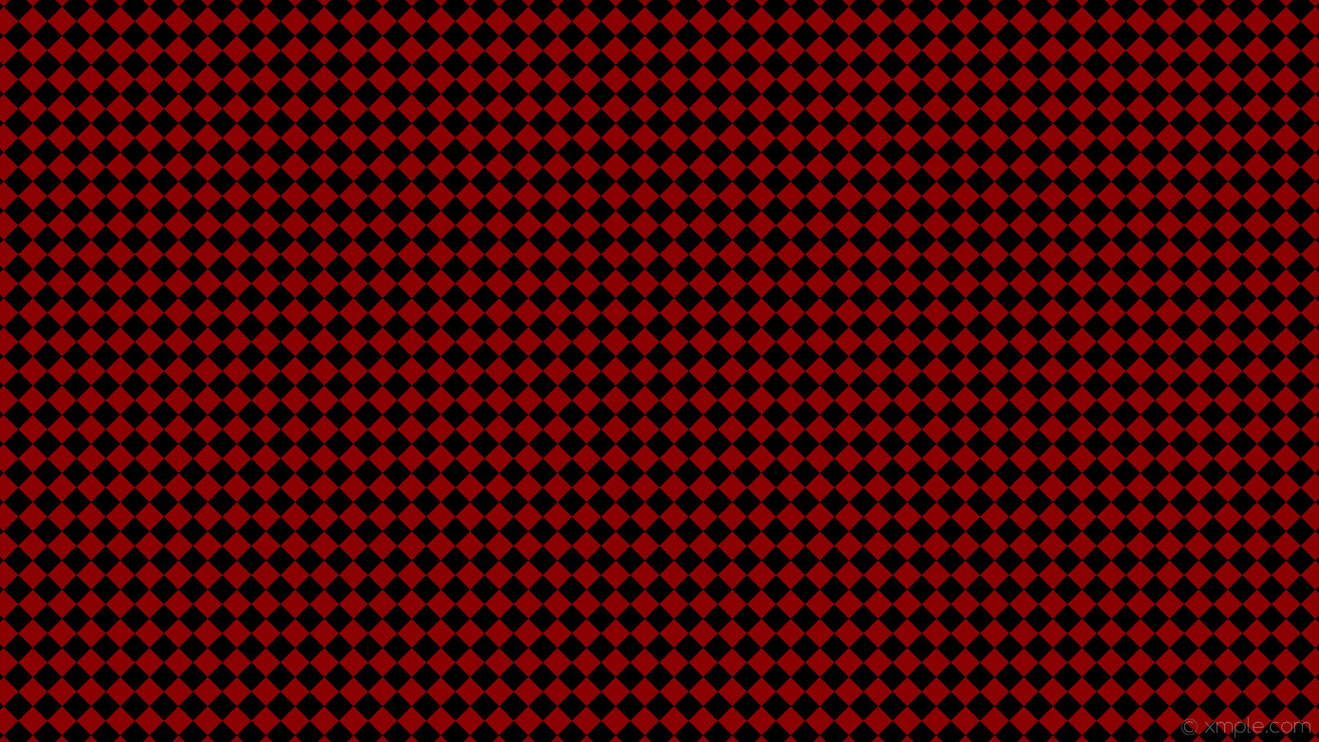 wallpaper checkered squares red black dark red #8b0000 #000000 diagonal 45°  30px