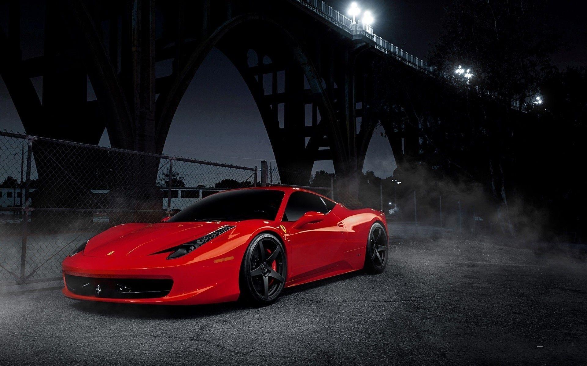 Ferrari 458 Italia supercars wallpaper