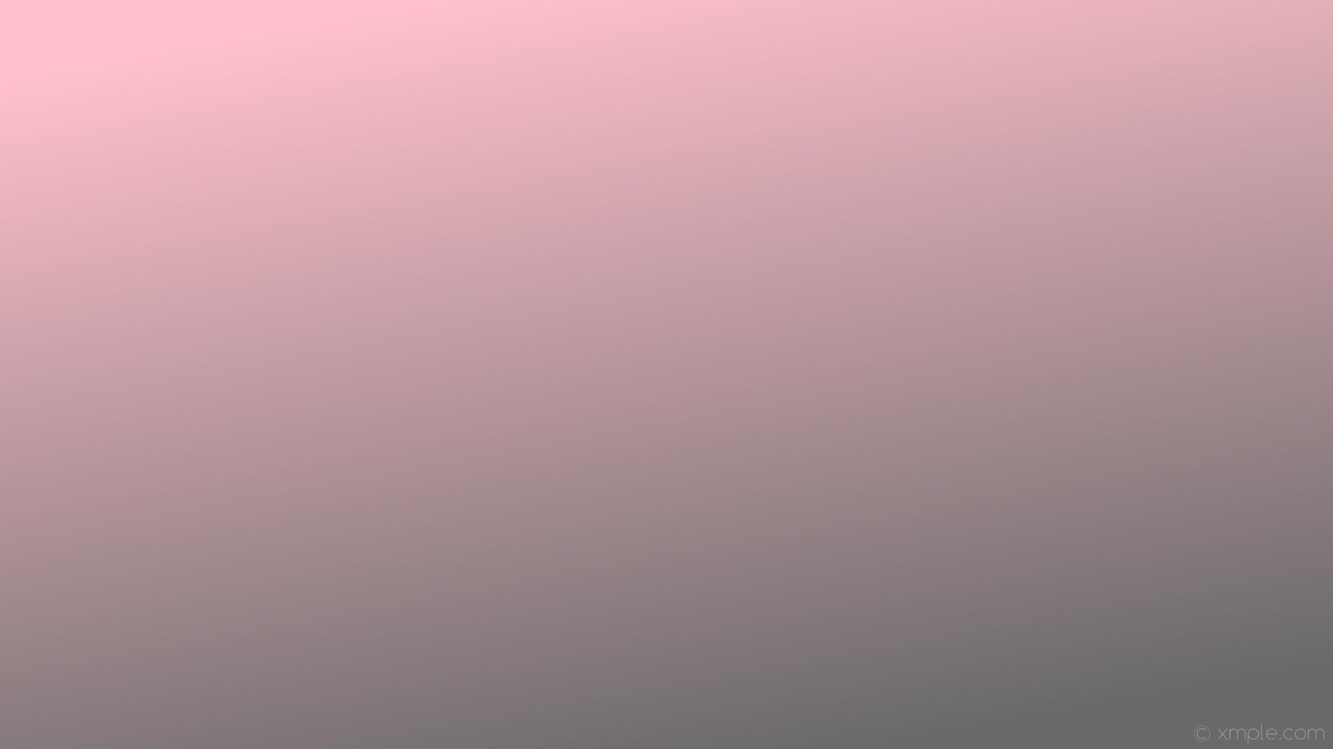 wallpaper grey pink linear gradient dim gray #ffc0cb #696969 120°