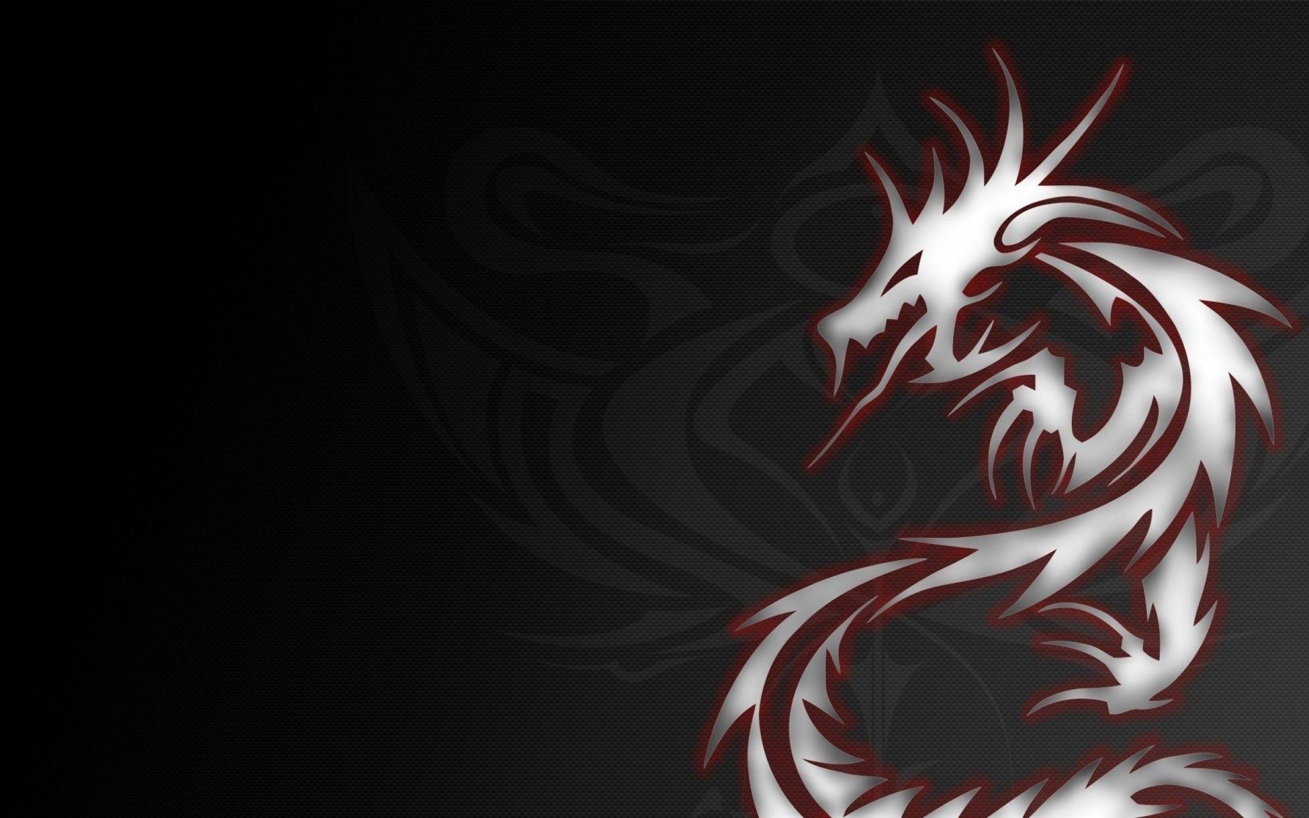 Download Dragon Art Tattoo Black Wallpaper Images HD Free Desktop .