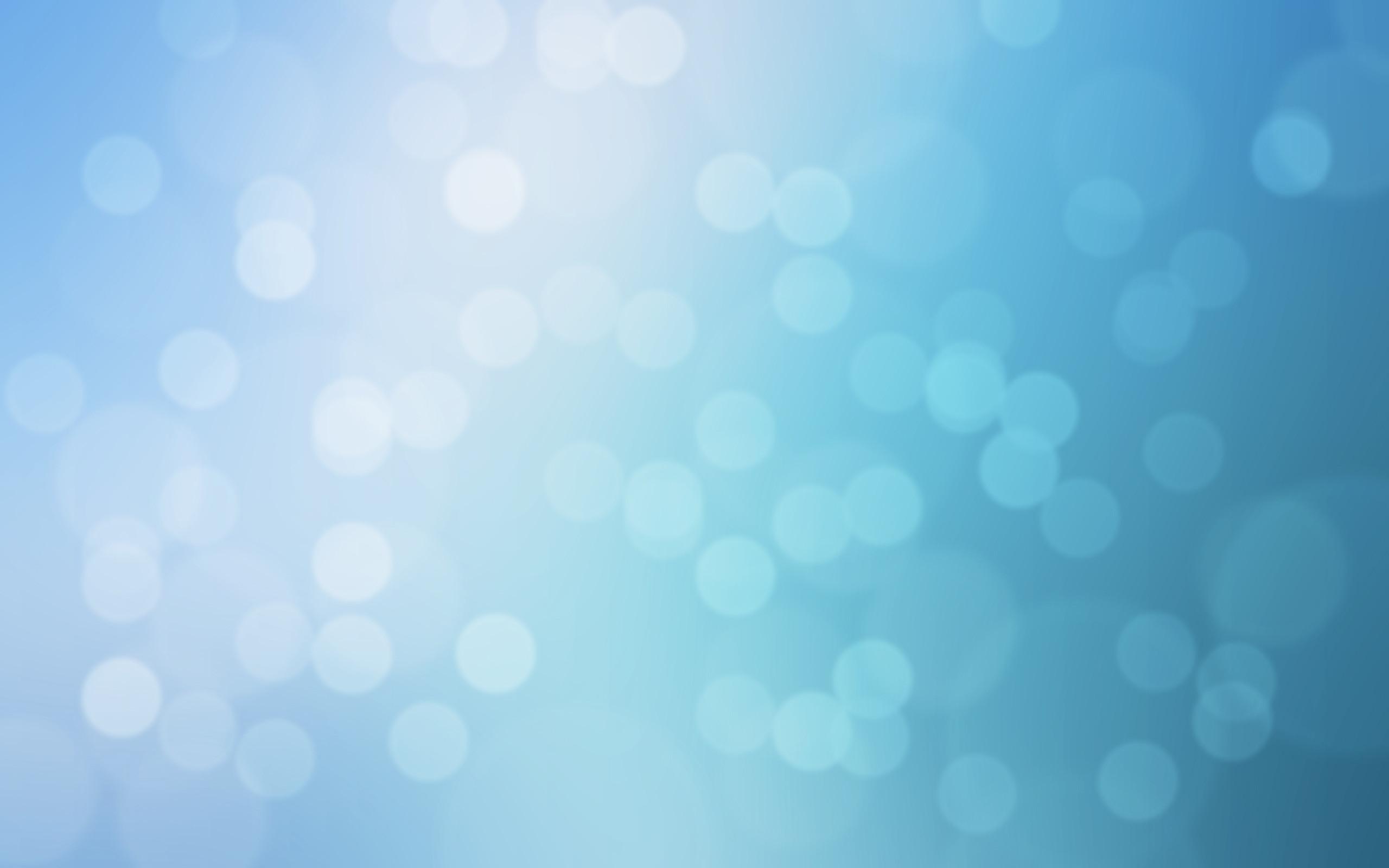 … blue circles HD Wallpaper 2560×1600