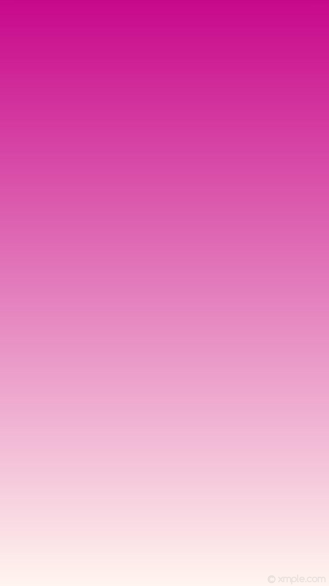 wallpaper gradient white pink linear seashell #c8088b #fff5ee 90°