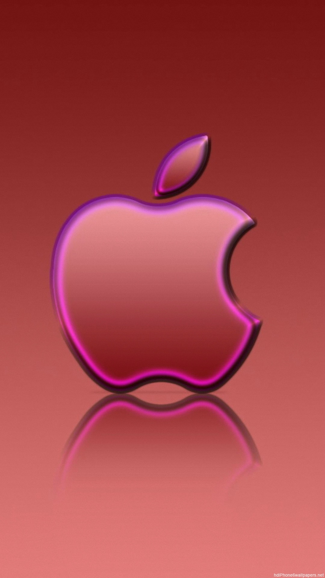 apple red iPhone 6 wallpapers HD – 6 Plus backgrounds