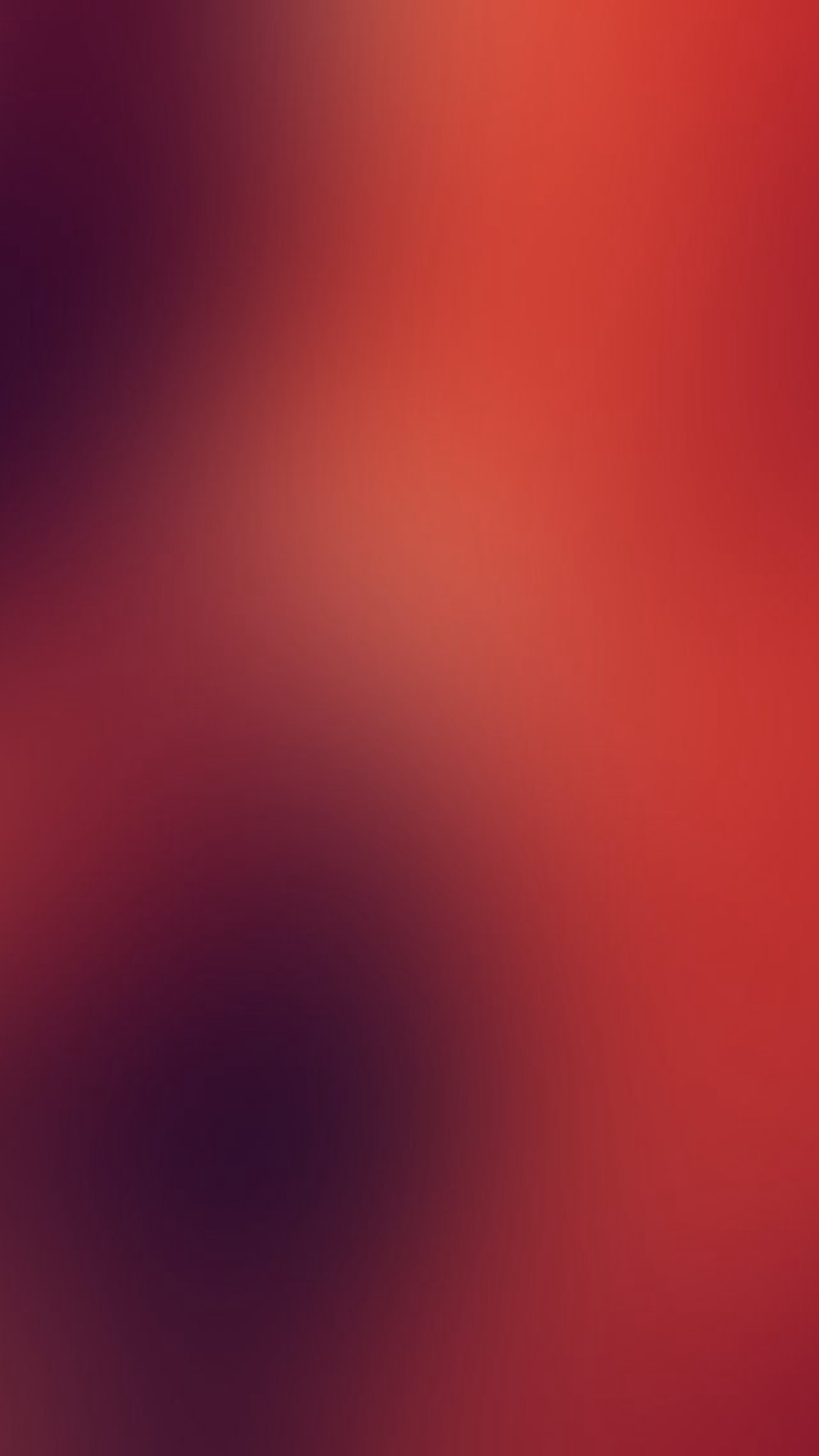 Orange Warm Hot Gradation Blur #iPhone #6 #plus #wallpaper
