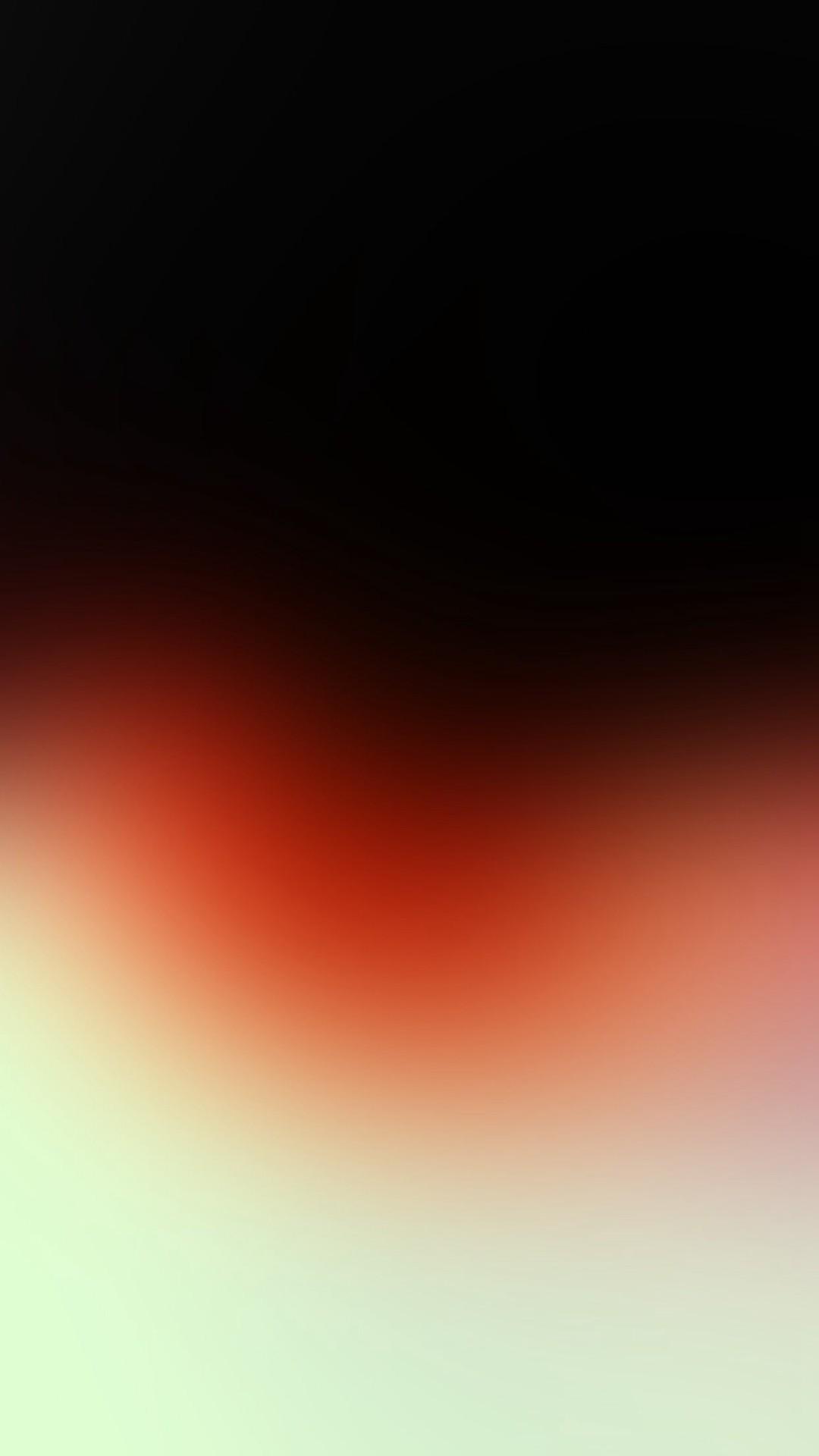 Dark Red Bokeh Gradation Blur #iPhone #6 #plus #wallpaper