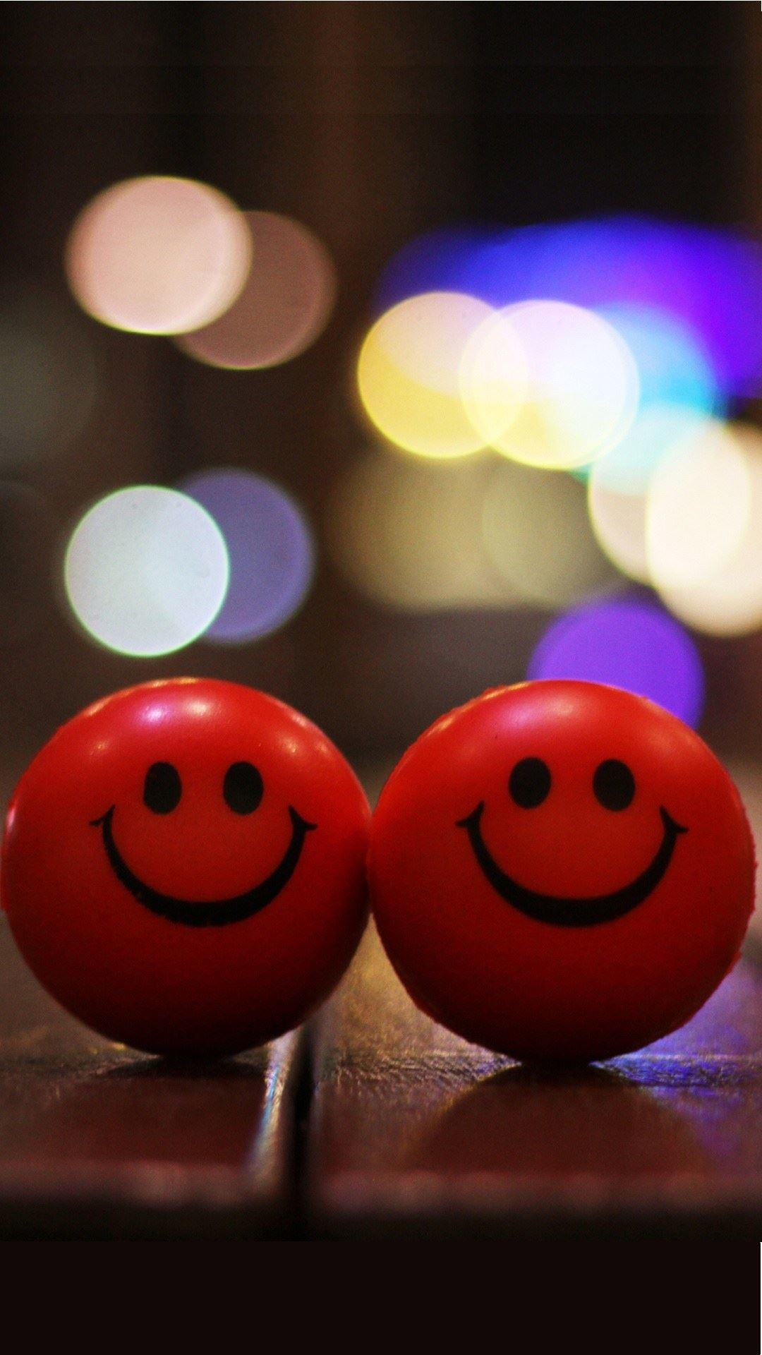 Red Happy Smiley iPhone 6 Plus HD Wallpaper …