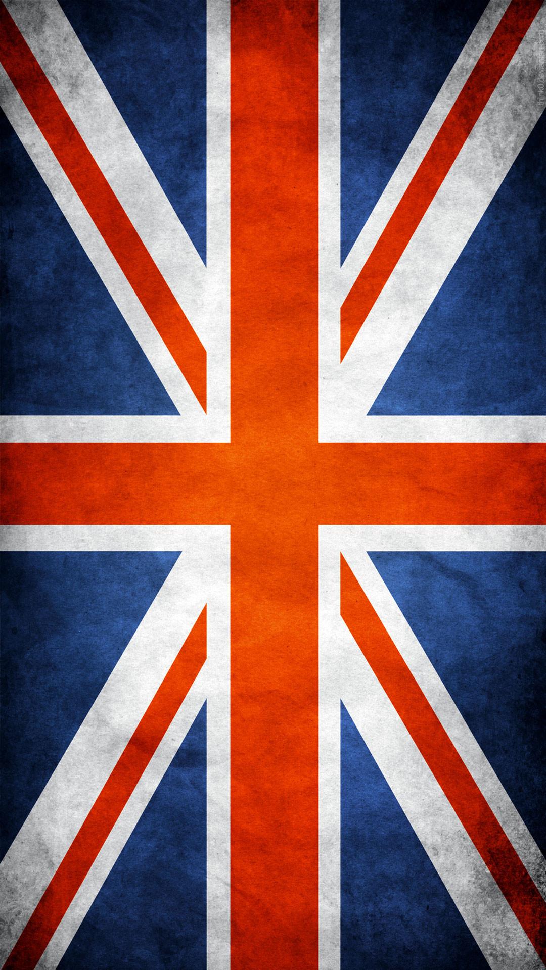 Britain UK Flag iPhone 6 Plus wallpaper
