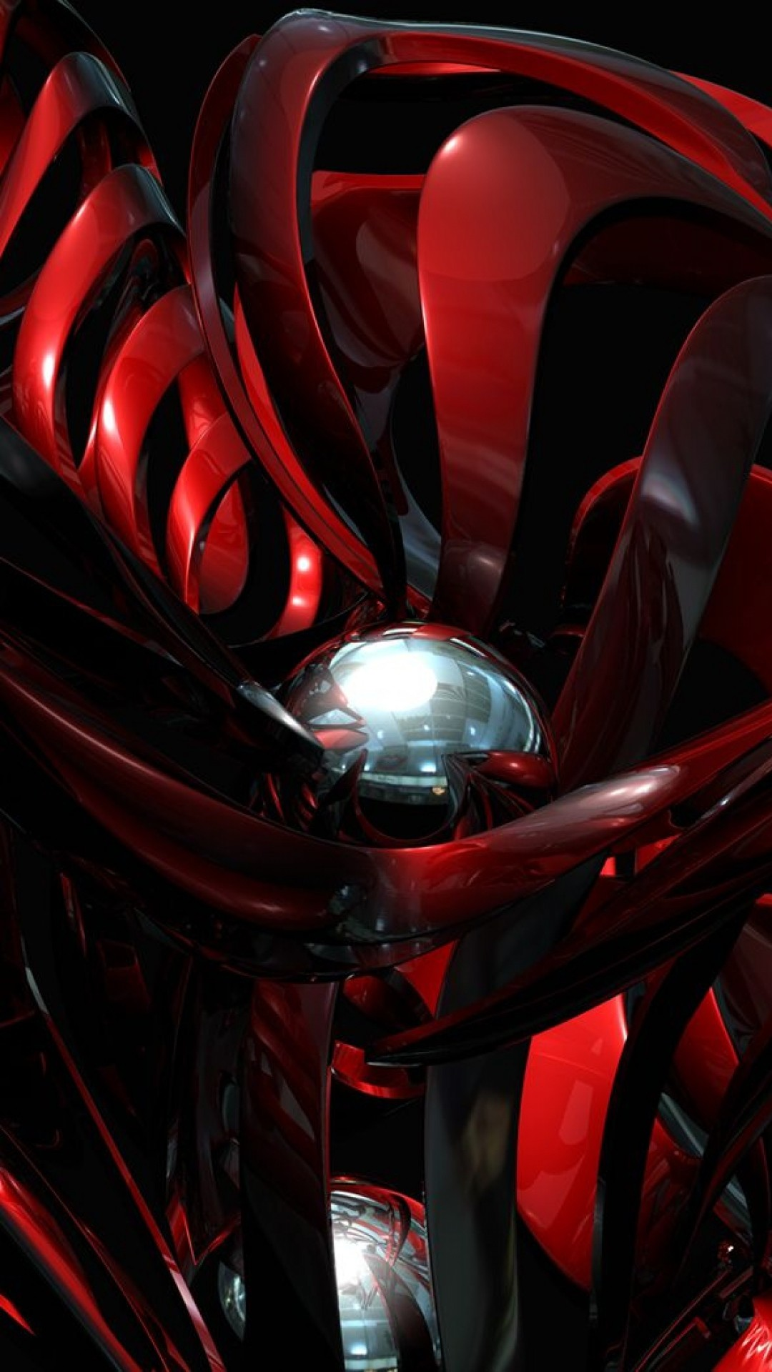 red.quenalbertini: Form Balls Abstraction iPhone 6 Plus Wallpaper