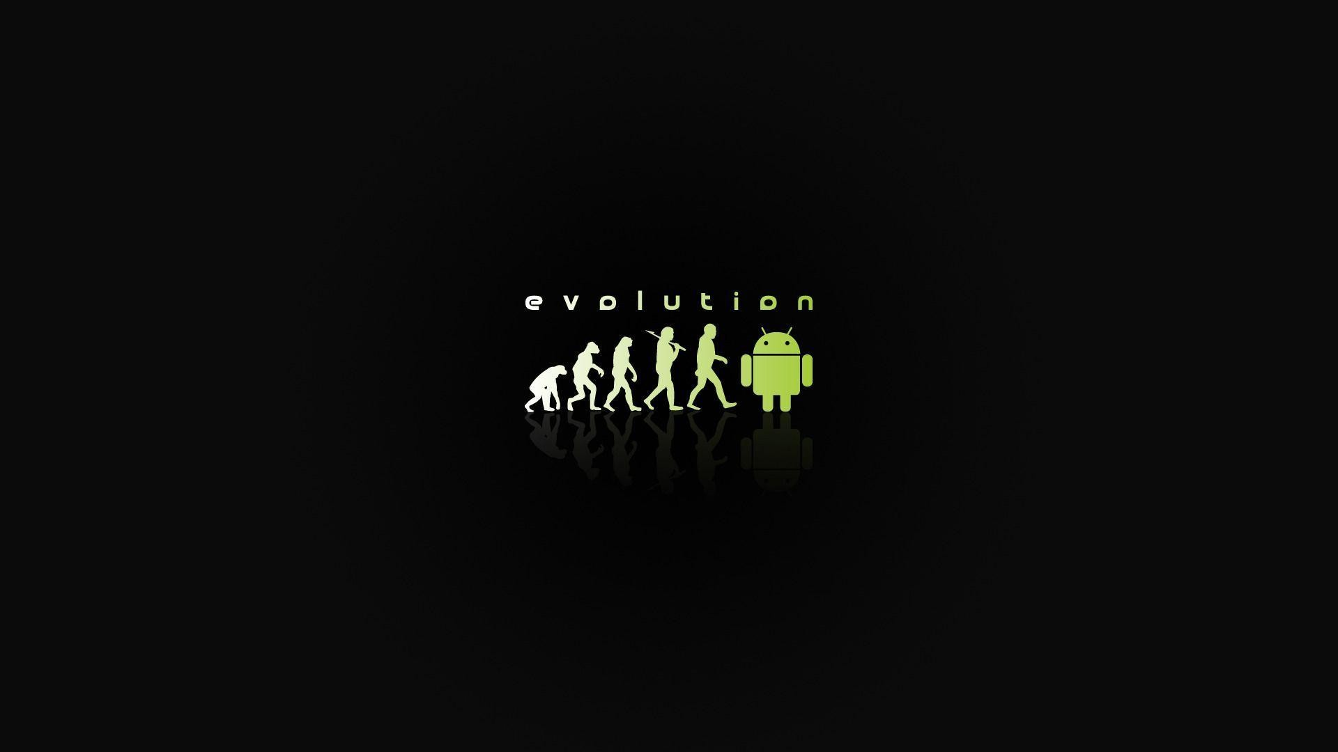 Android Wallpaper Cool Background Android Evolution Wallpaper