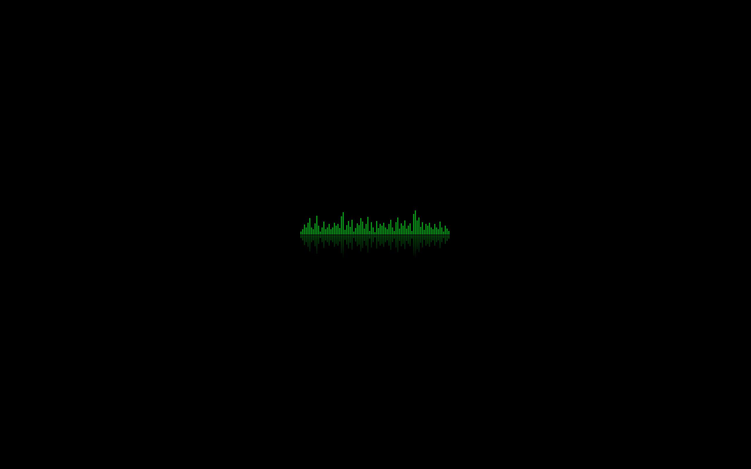 Minimalistic Wallpaper Green, Minimalistic, Music, Dark .