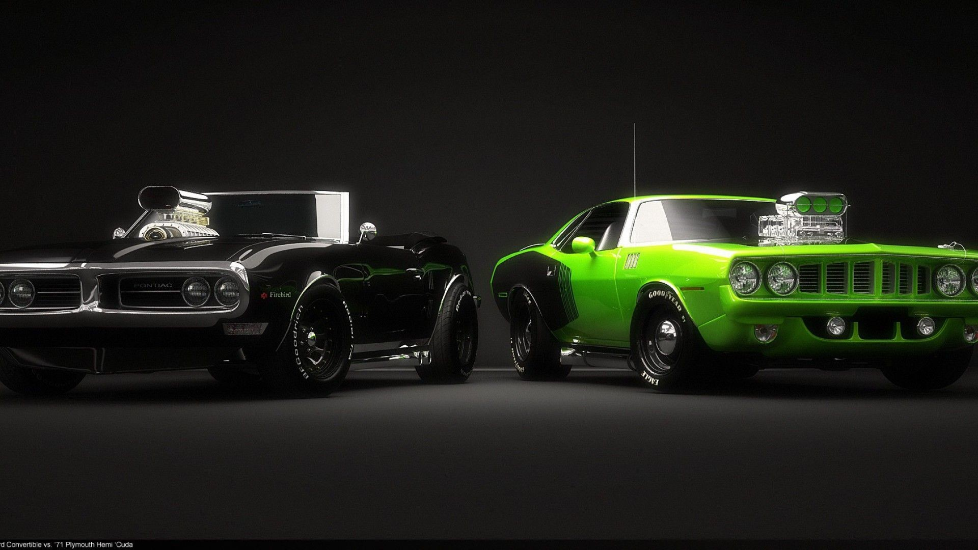 Download Black And Green Car Wallpapers HD 3D #8929 (377) Full .