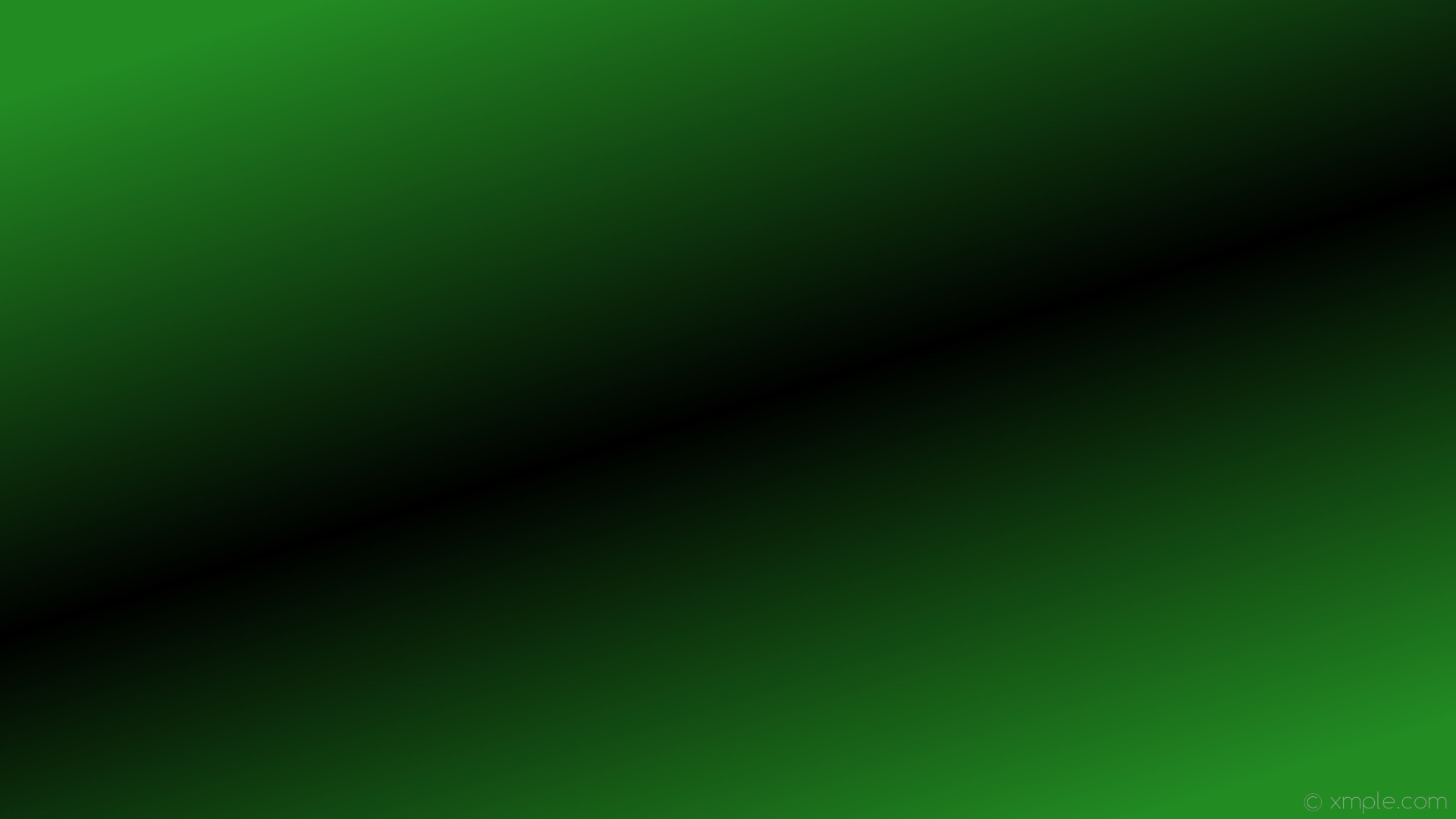 wallpaper linear green black gradient highlight forest green #228b22  #000000 315° 50%