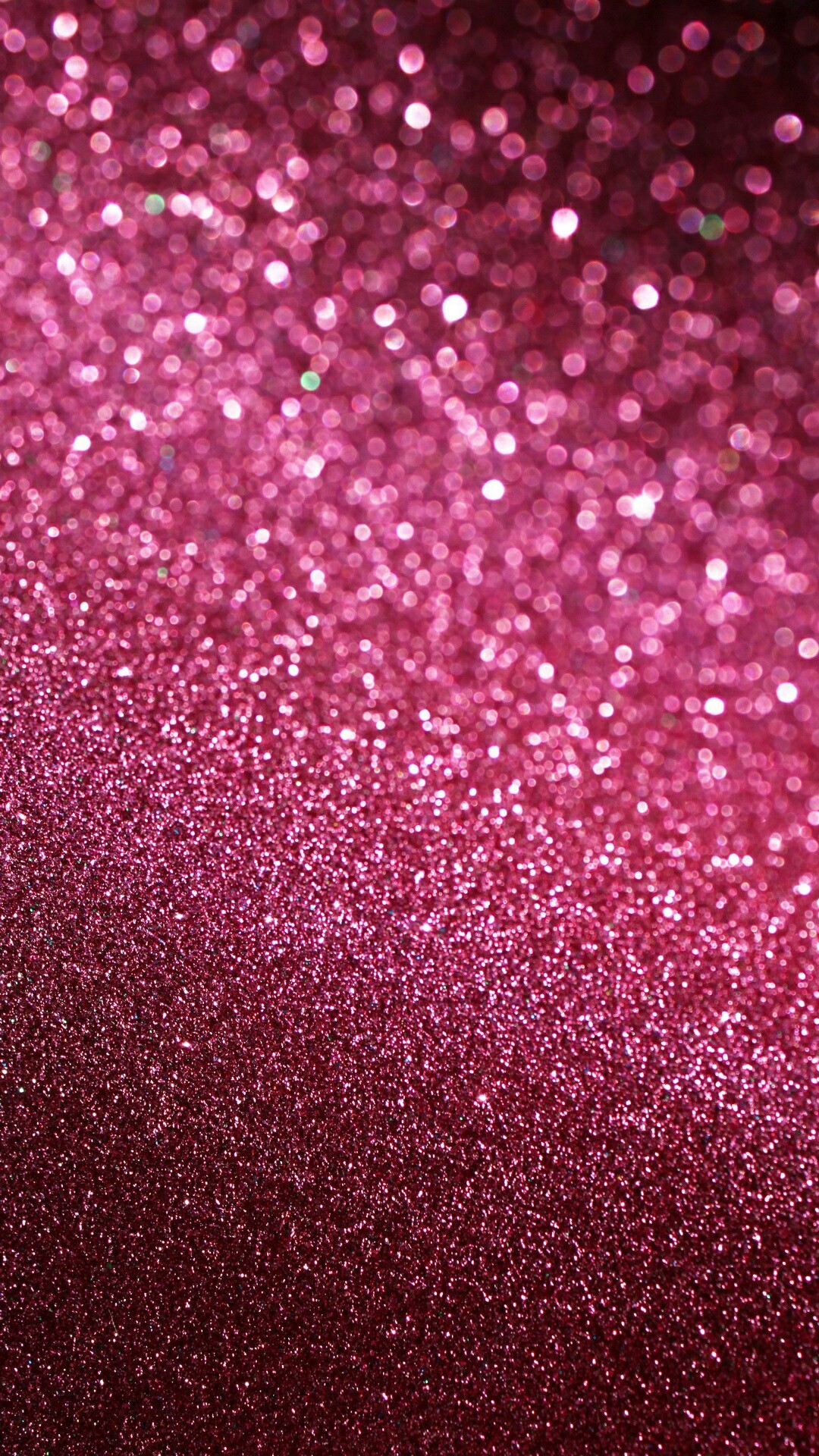 SO gorgeous pink sparkles (and bokeh ;