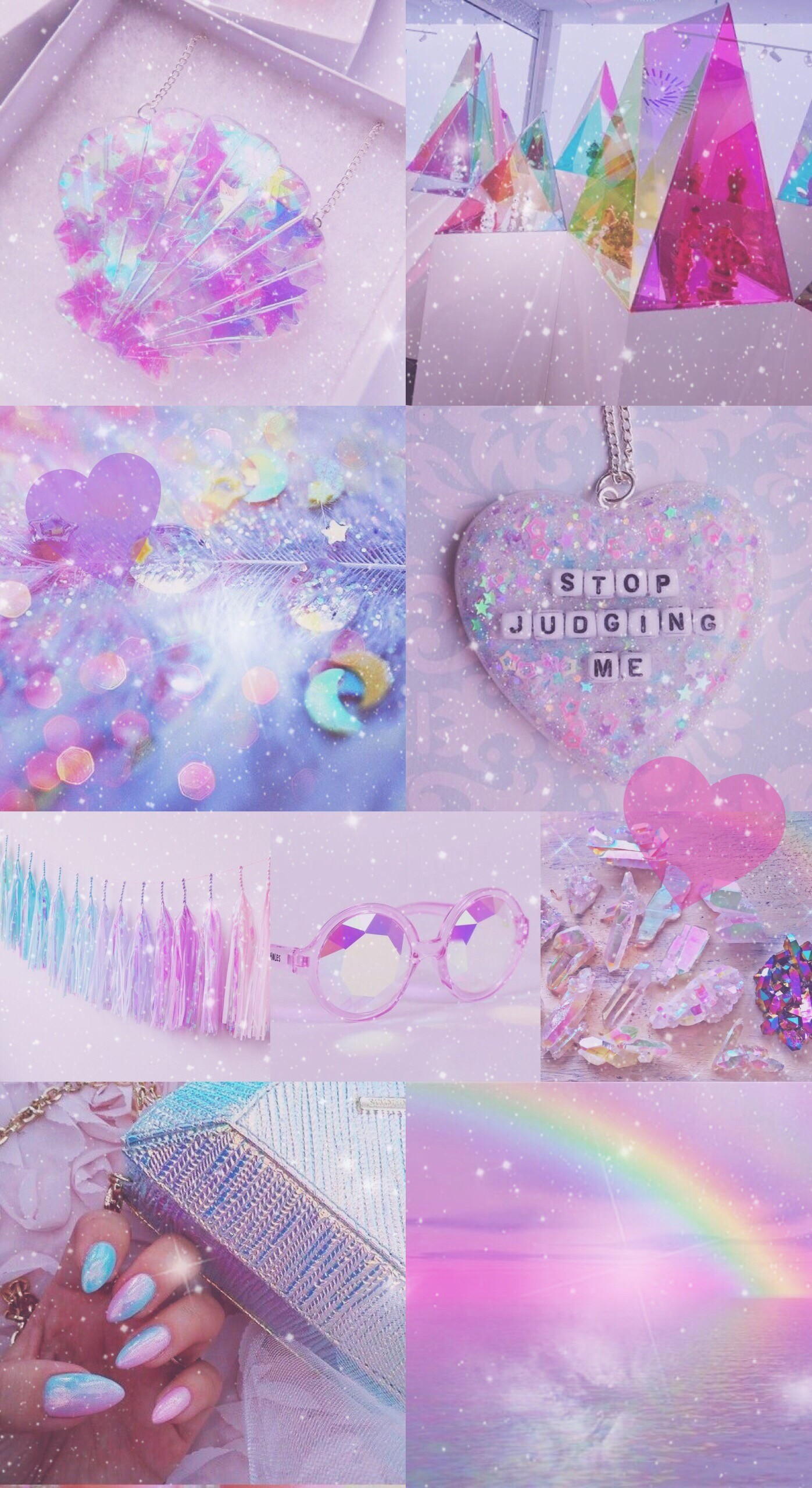 iridescent, wallpaper, background, iPhone, pretty, pink, purple, sparkly,