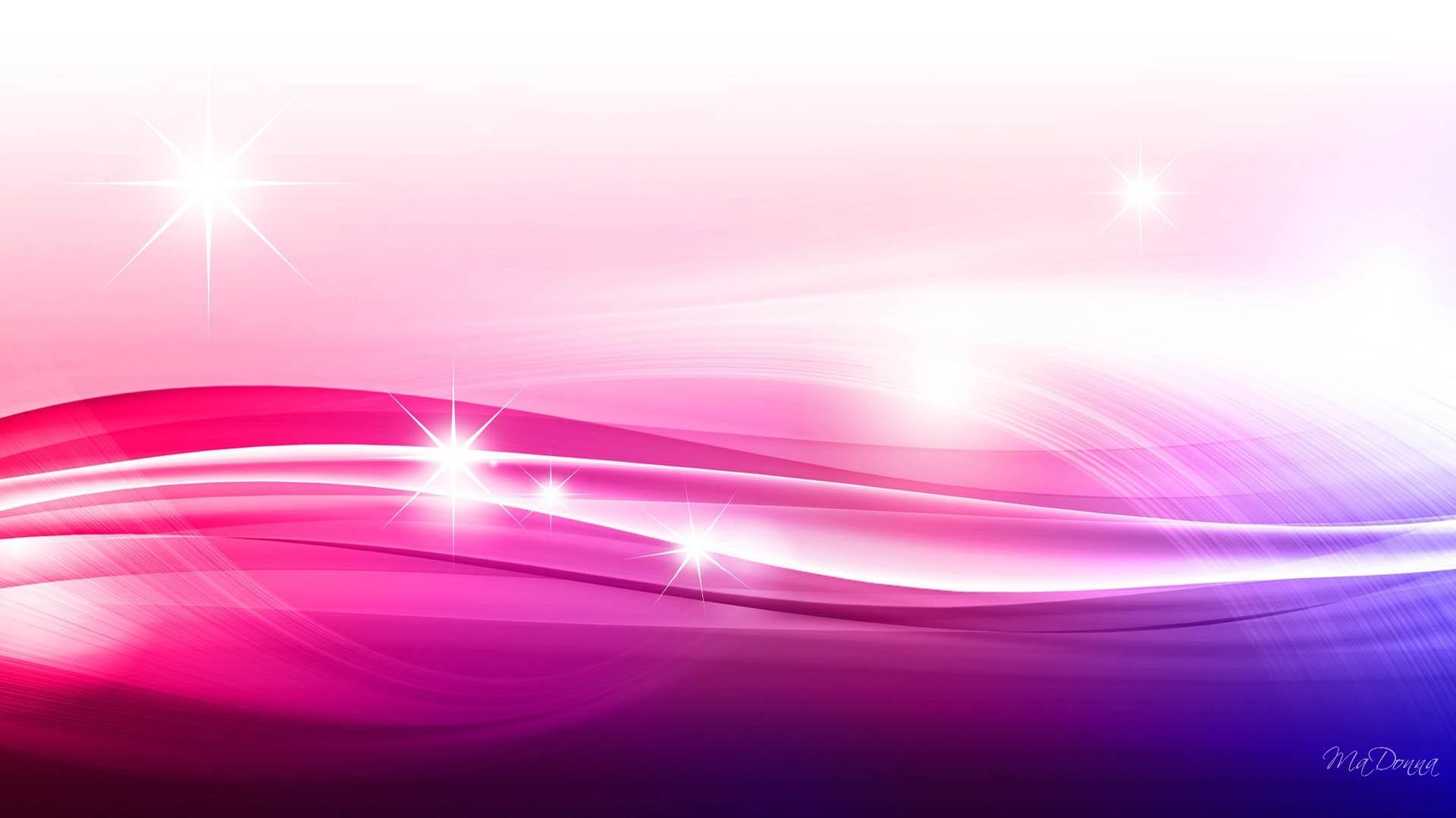 Stars Sparkle Swish Pink Backgrounds for Presentation – PPT Backgrounds  Templates