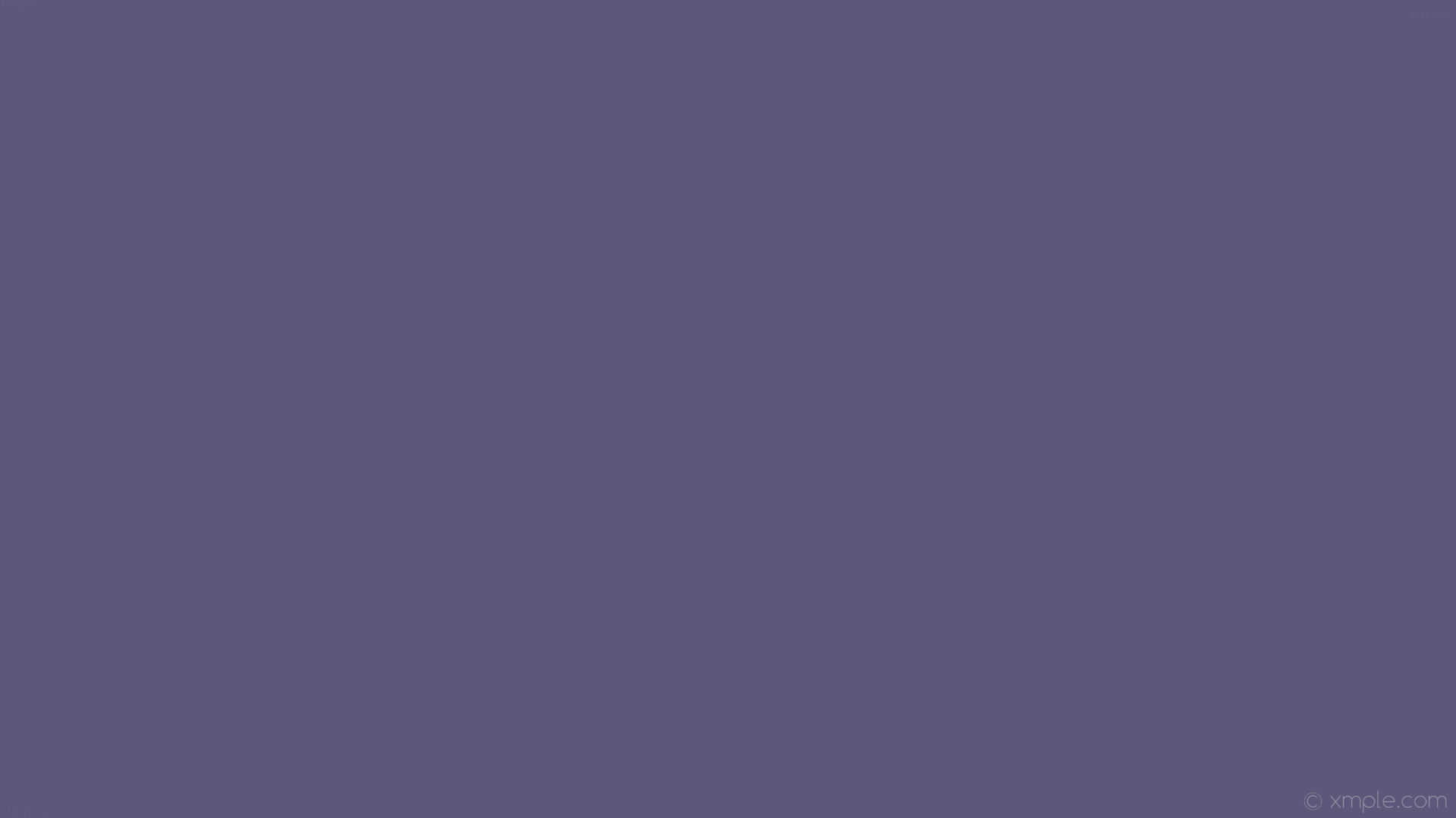 wallpaper solid color single blue plain one colour #5f567c