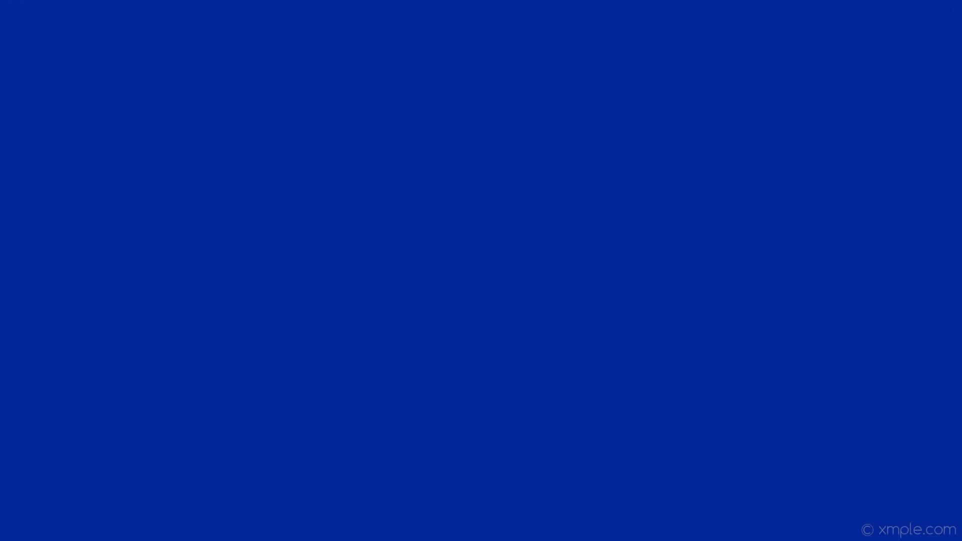 wallpaper solid color blue plain single one colour #032698
