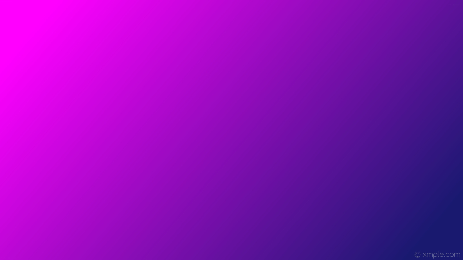 wallpaper blue purple gradient linear midnight blue magenta #191970 #ff00ff  345°