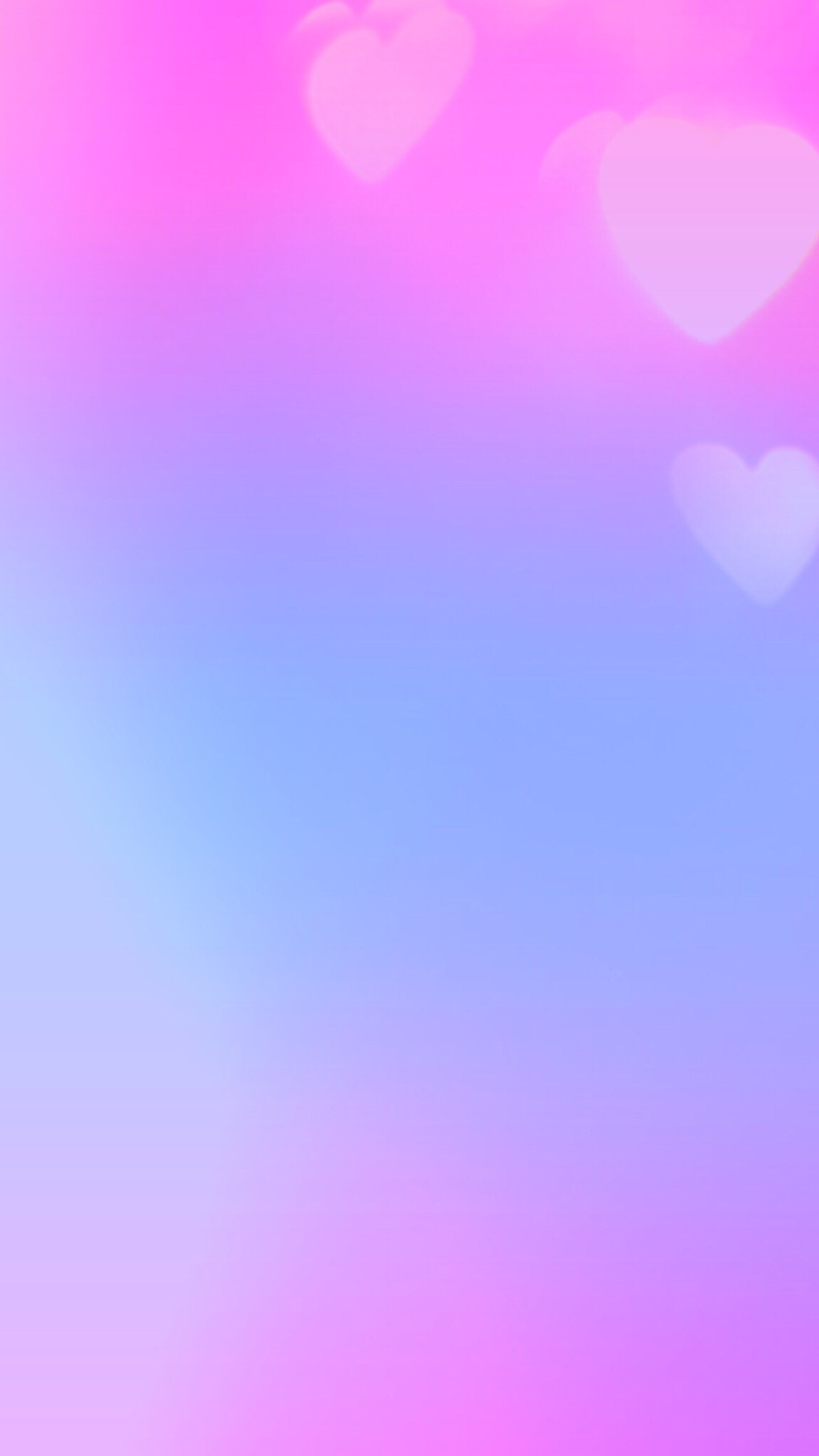 heart, wallpaper, ombre, gradient, iPhone, background, android, pink,