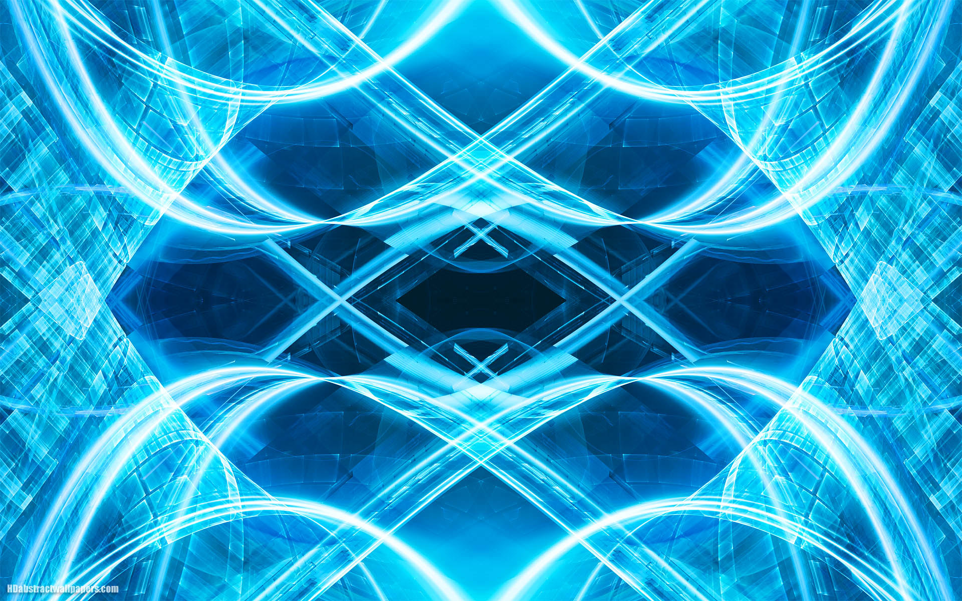 Abstract blue backgrounds with lumi.