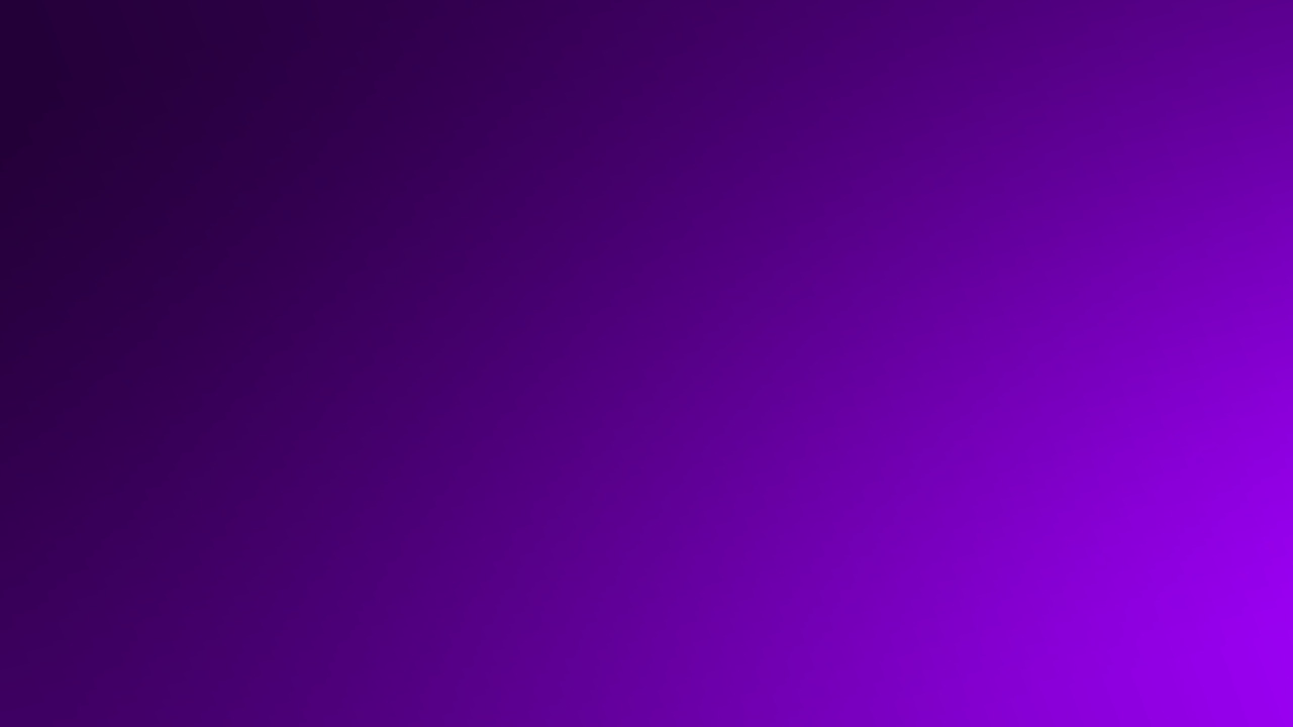 Preview wallpaper background, solid, purple 2560×1440
