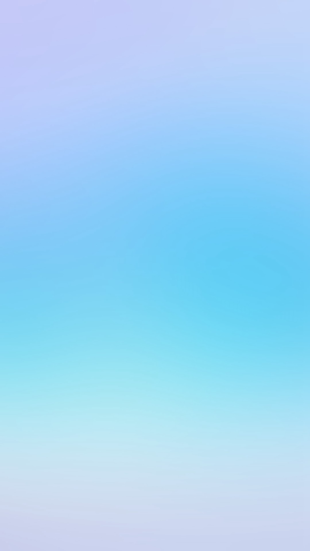 Pastel Blue To Violet Gradation