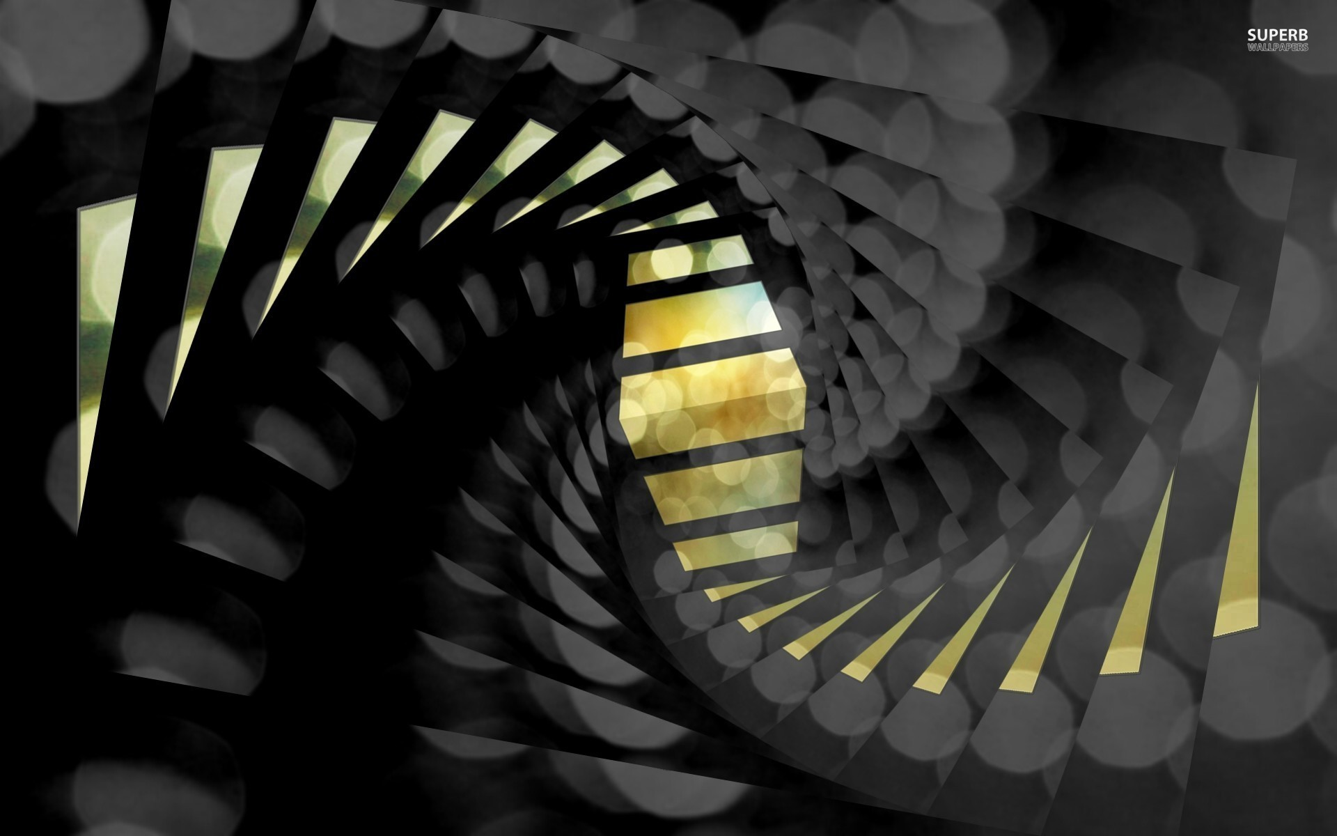 Black And Gold Abstract Wallpaper 27 Desktop Background