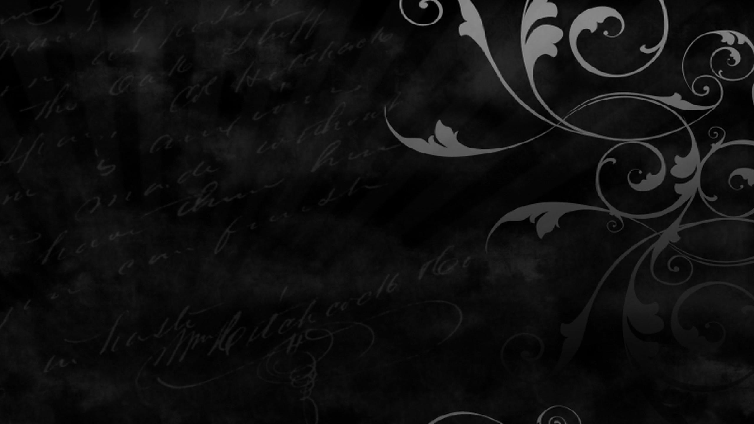 hd abstract black wallpaper