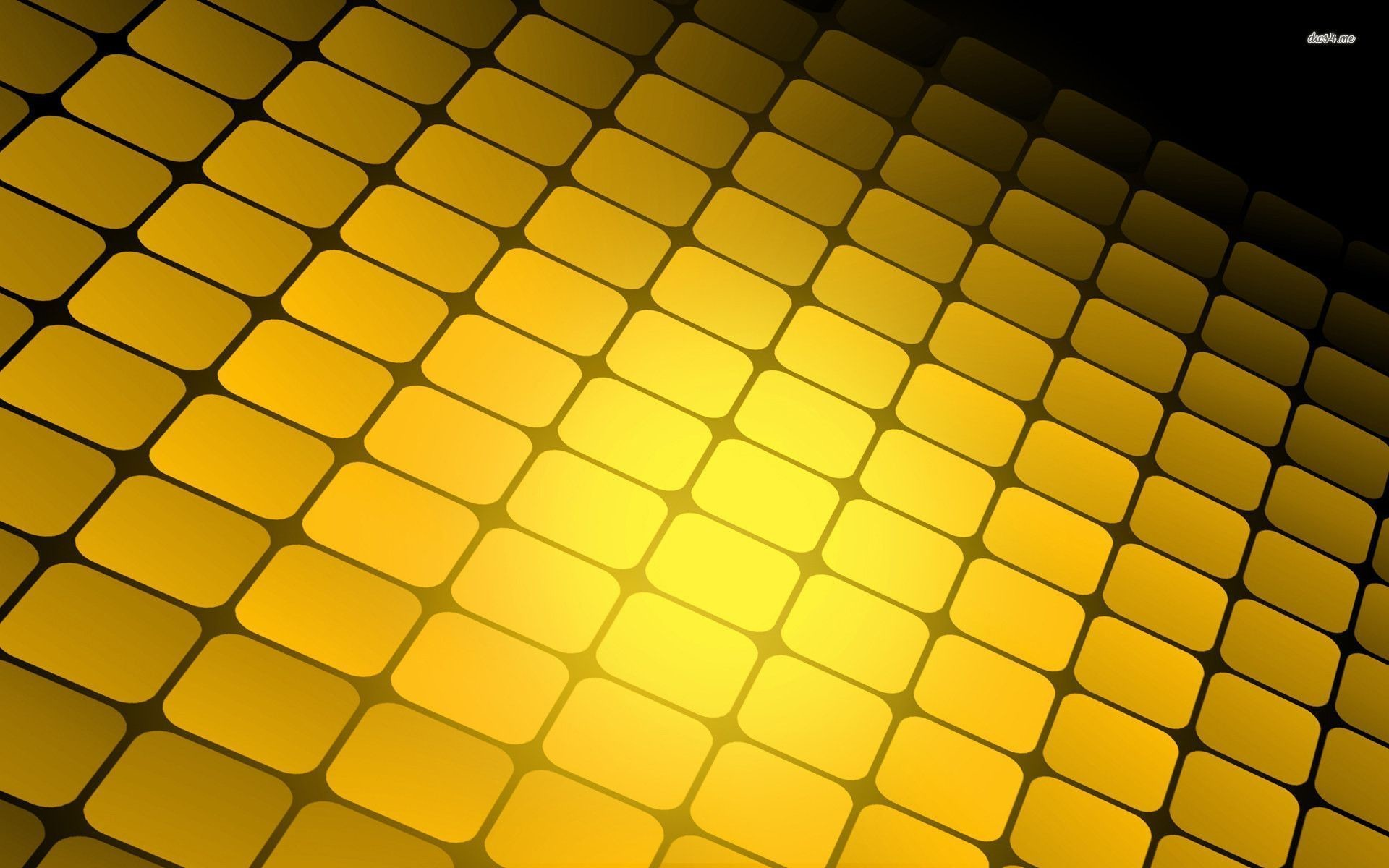 Yellow Abstract Wallpapers HD Download