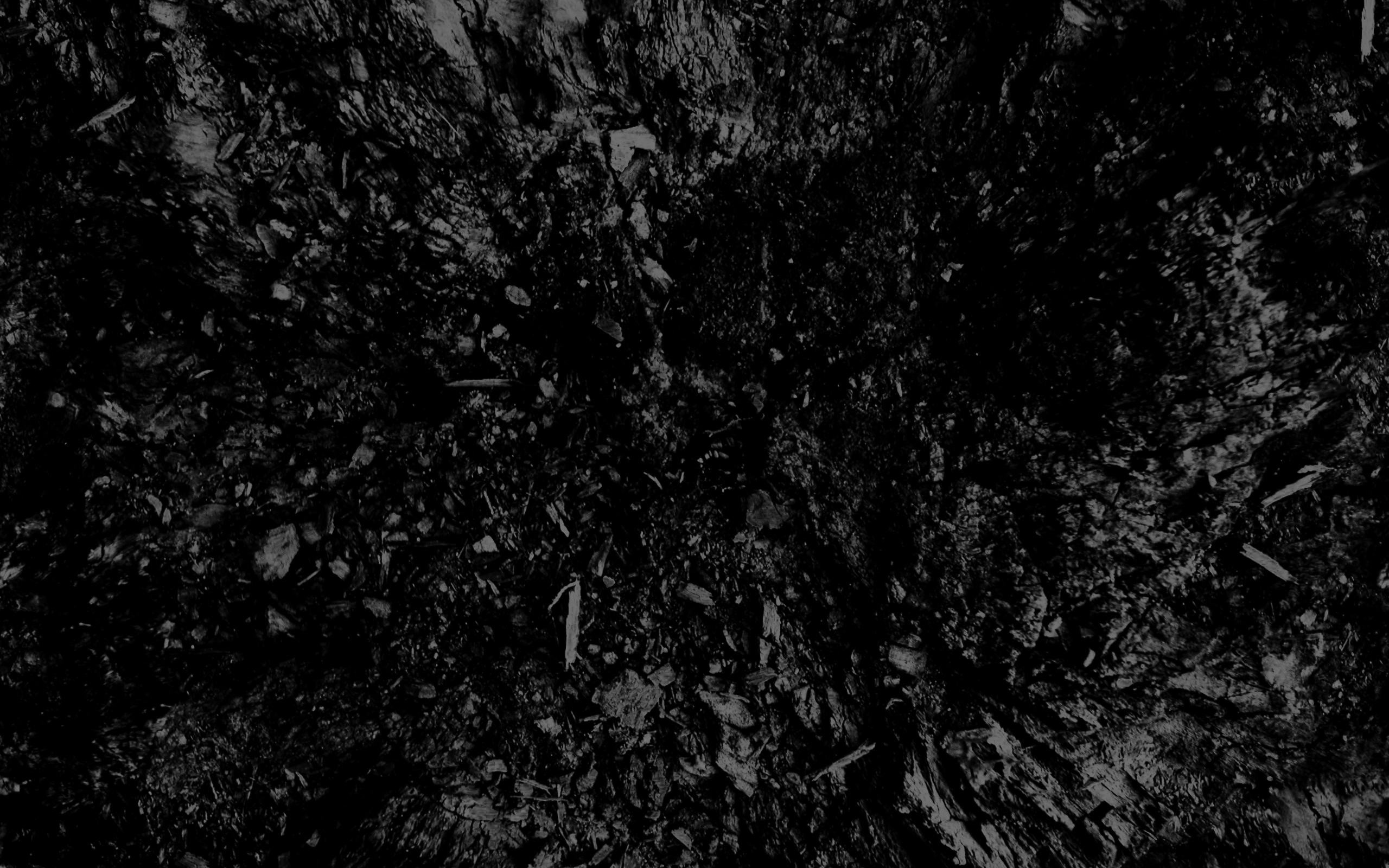Preview wallpaper dark, black and white, abstract, black background  2560×1600