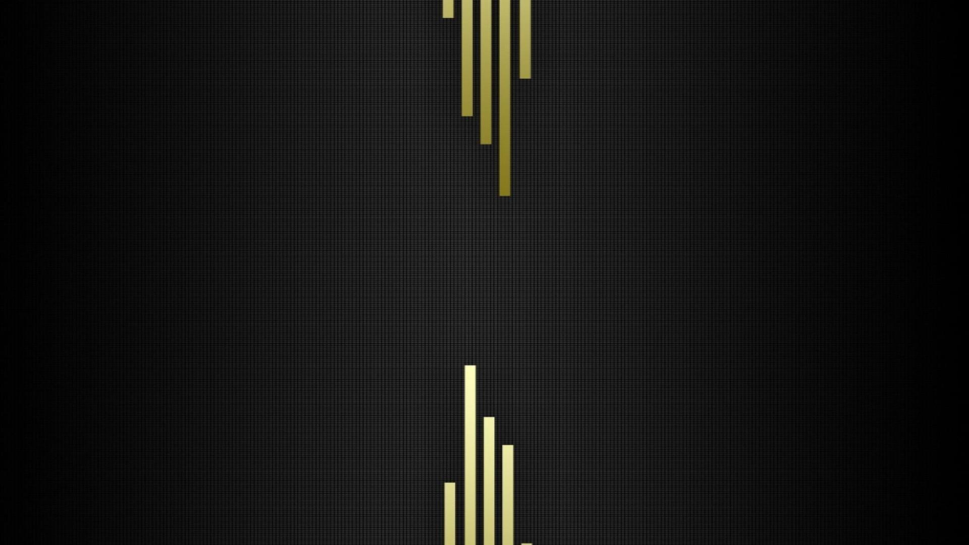Gold Abstract Wallpaper