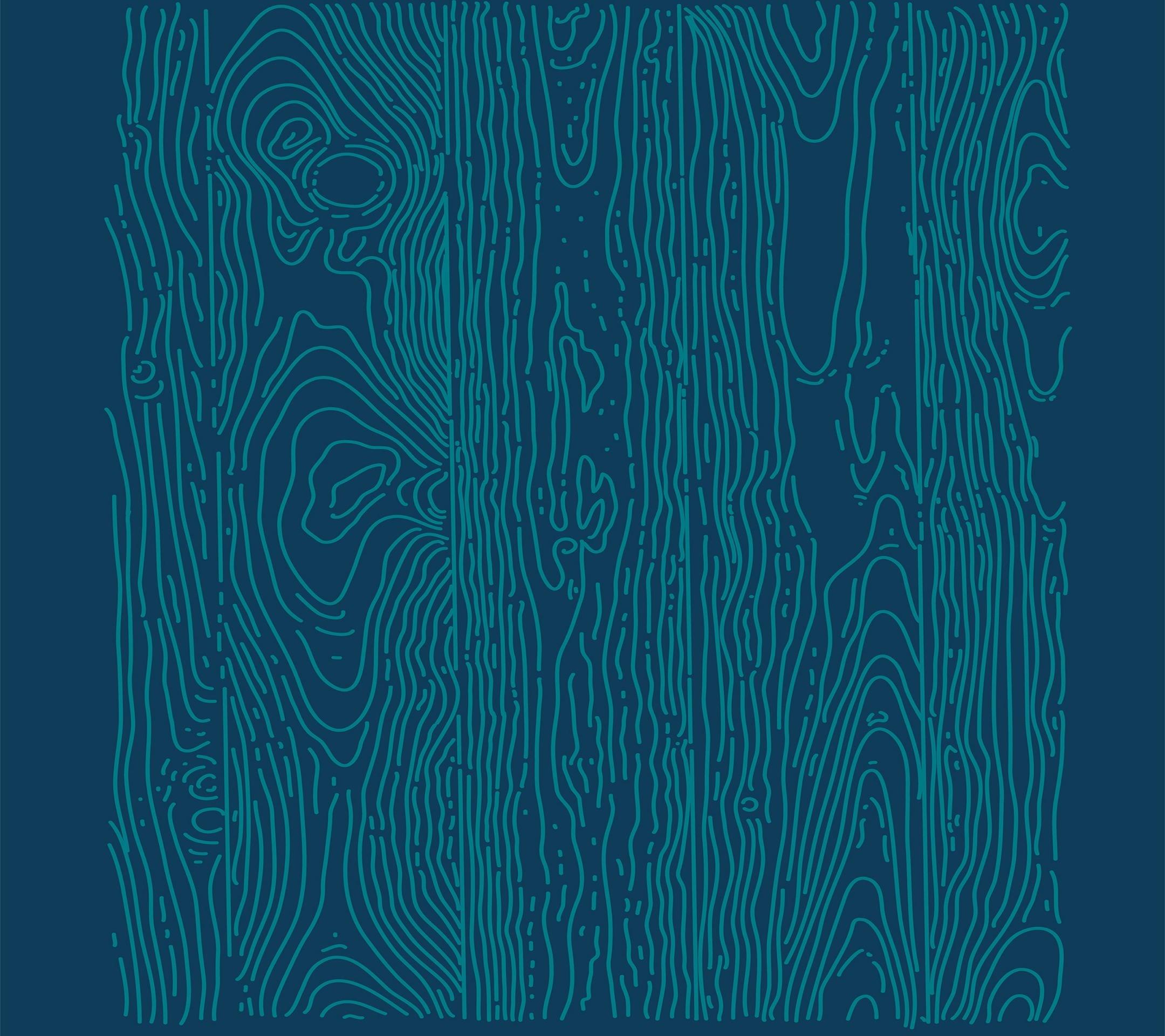 Illustrations grain blue navy blue Android SmartPhone Wallpaper