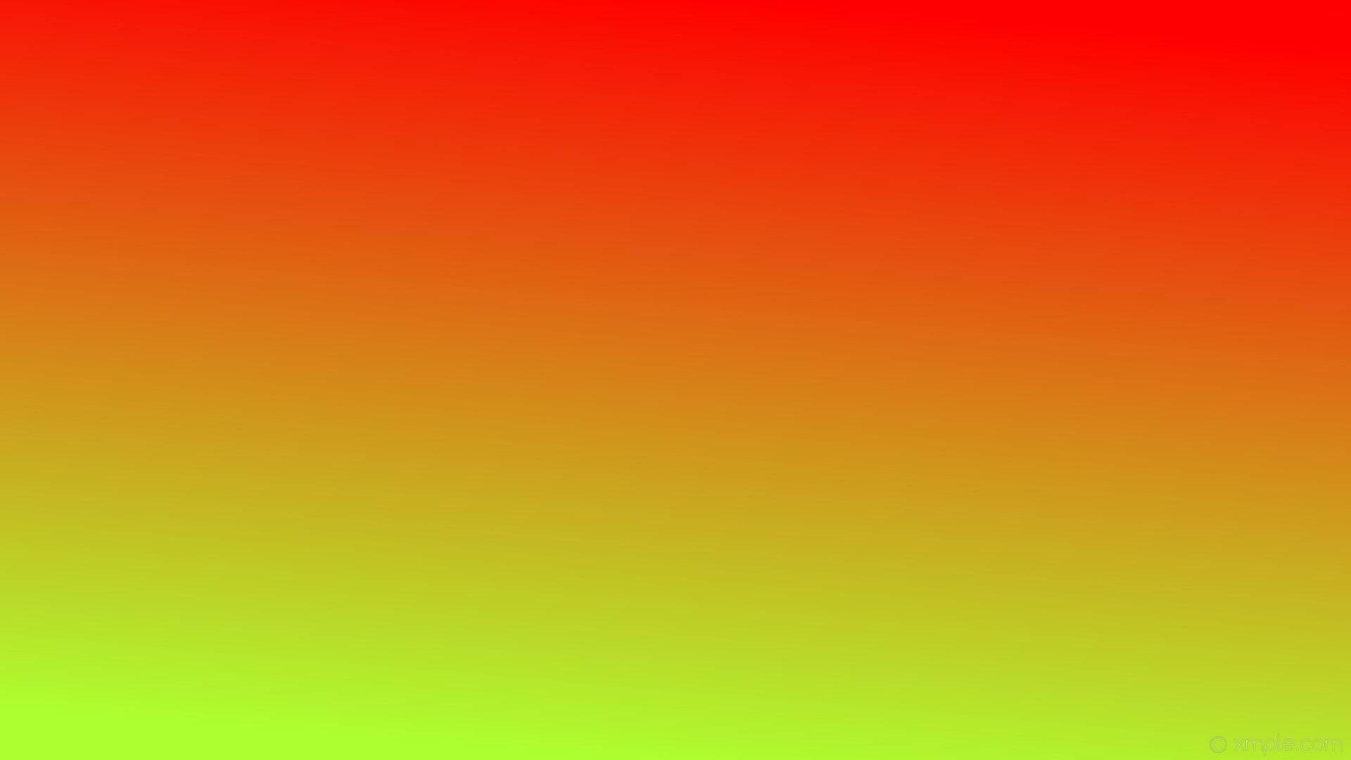 wallpaper gradient linear green red green yellow #adff2f #ff0000 255°