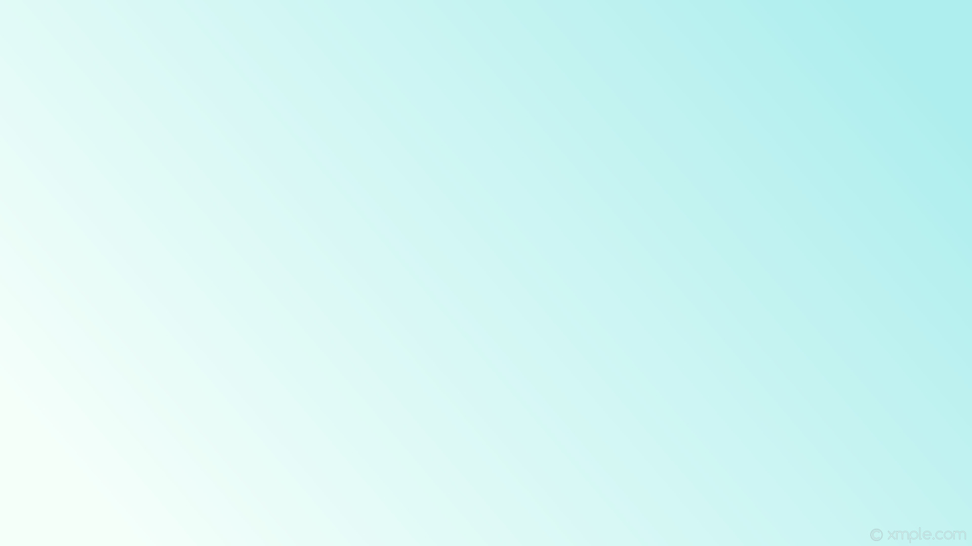 wallpaper linear gradient blue white mint cream pale turquoise #f5fffa  #afeeee 195°