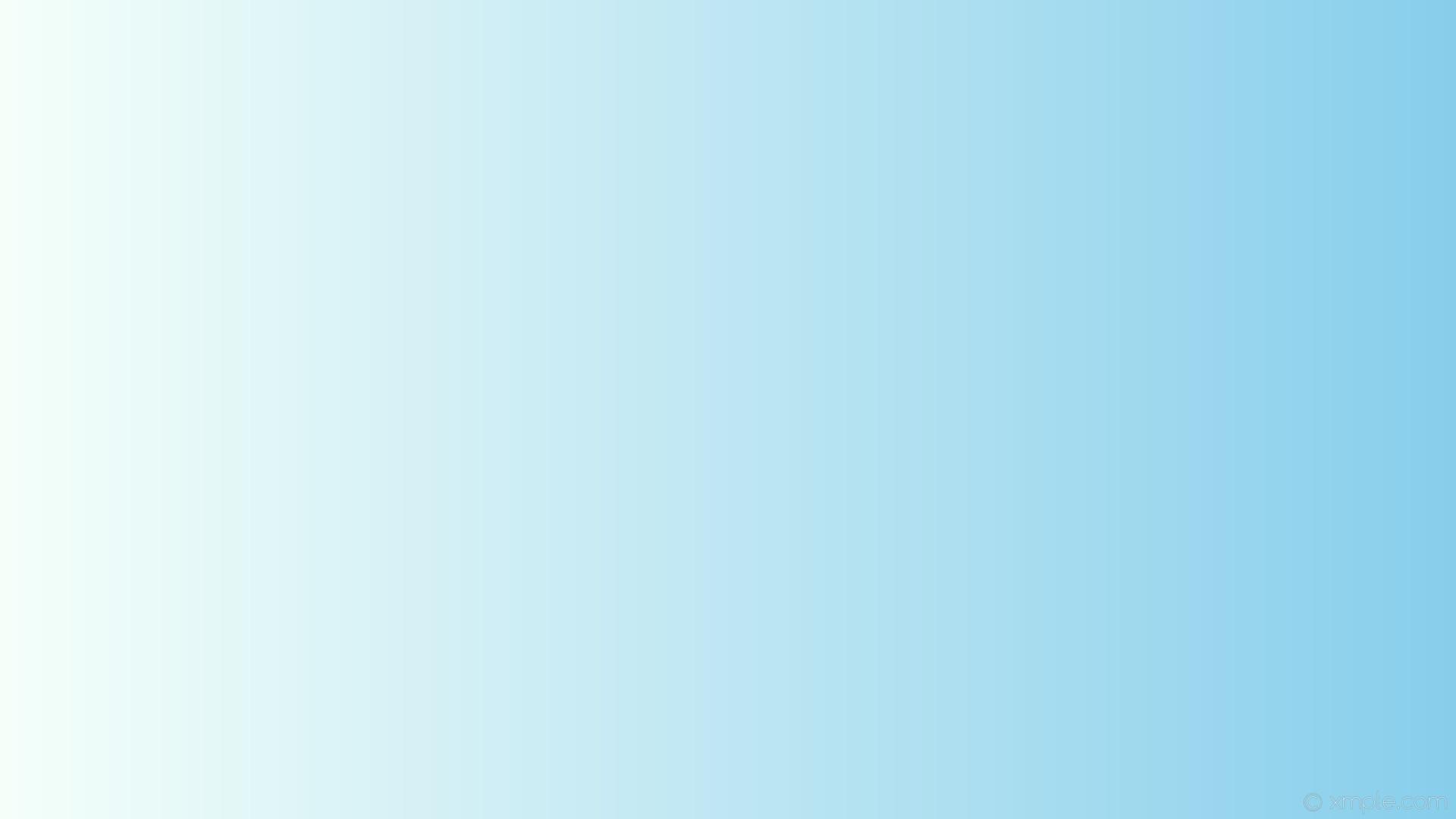 wallpaper gradient white blue linear sky blue mint cream #87ceeb #f5fffa 0°