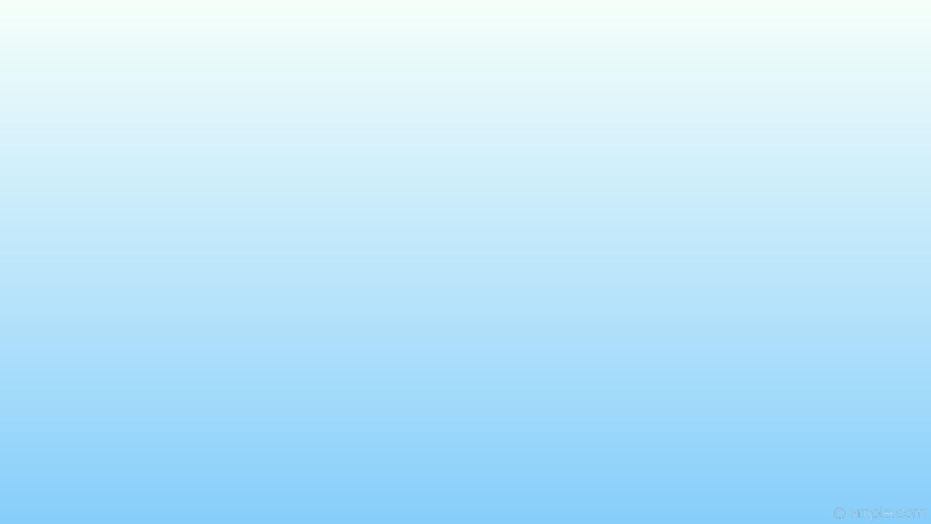wallpaper white blue gradient linear light sky blue mint cream #87cefa  #f5fffa 270°